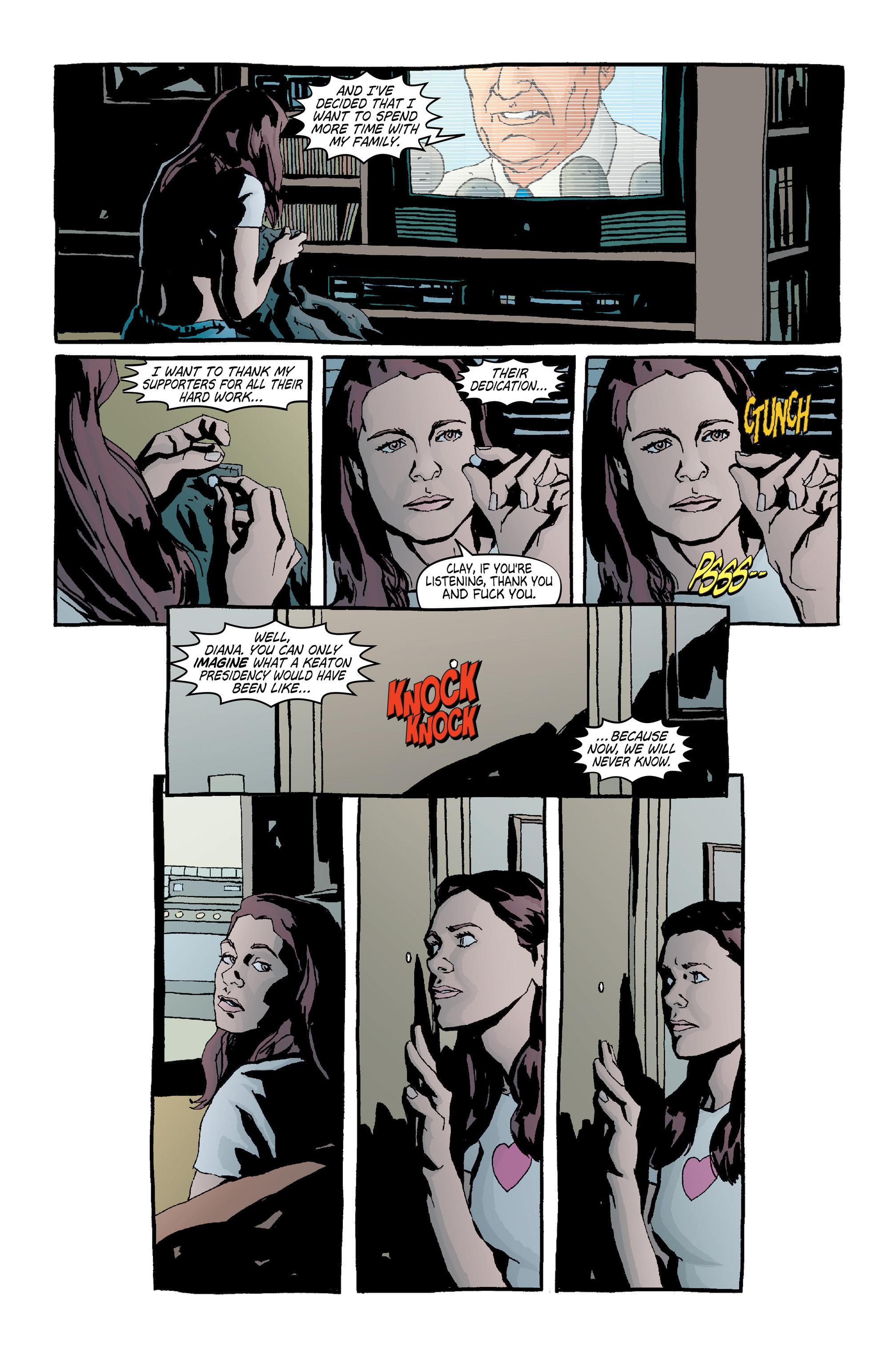 Read online Alias comic -  Issue #5 - 18