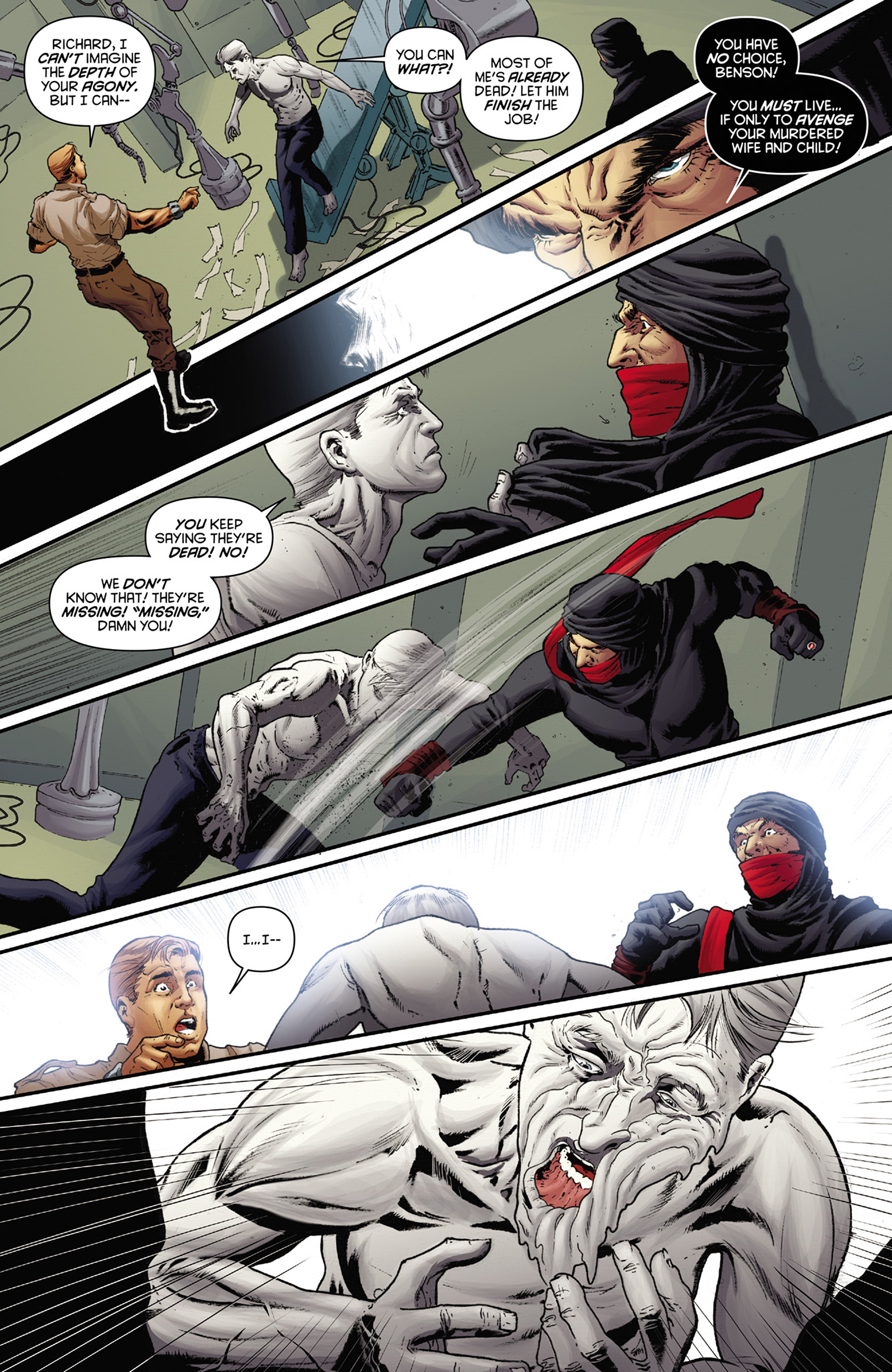 Read online Justice, Inc. comic -  Issue #3 - 17