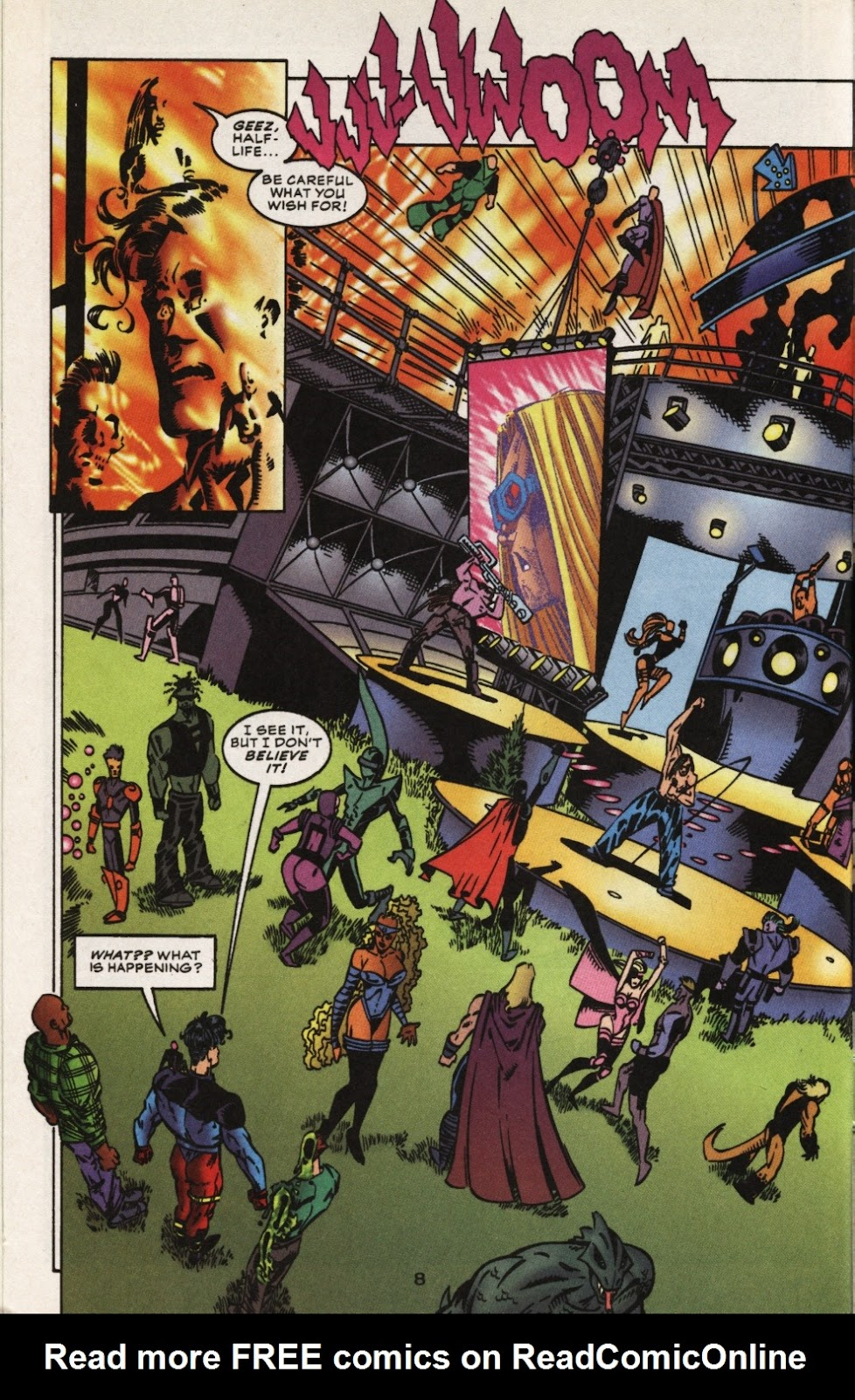 Superboy & The Ravers issue 15 - Page 9
