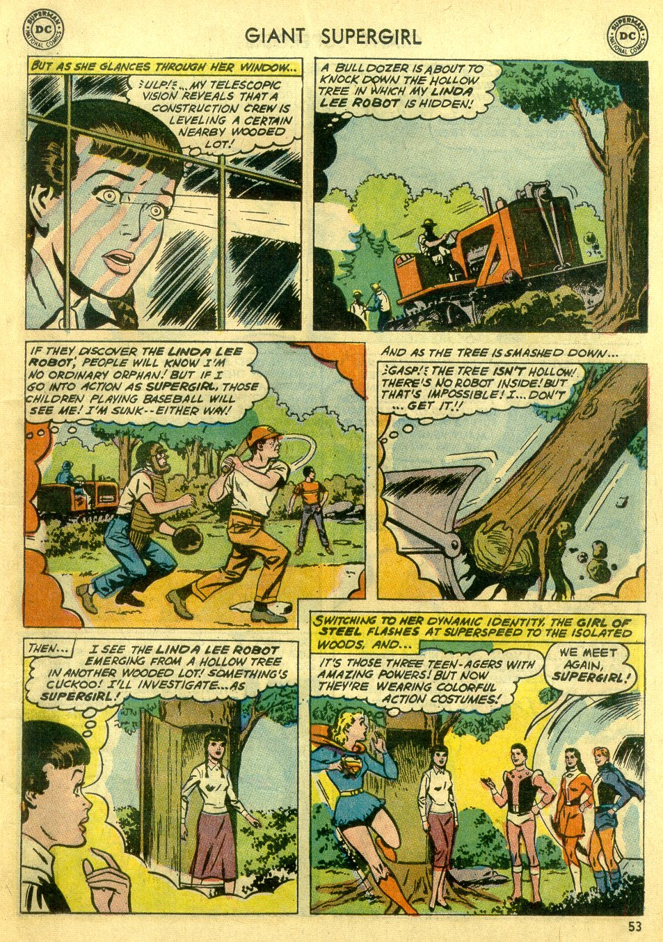Action Comics (1938) 334 Page 54