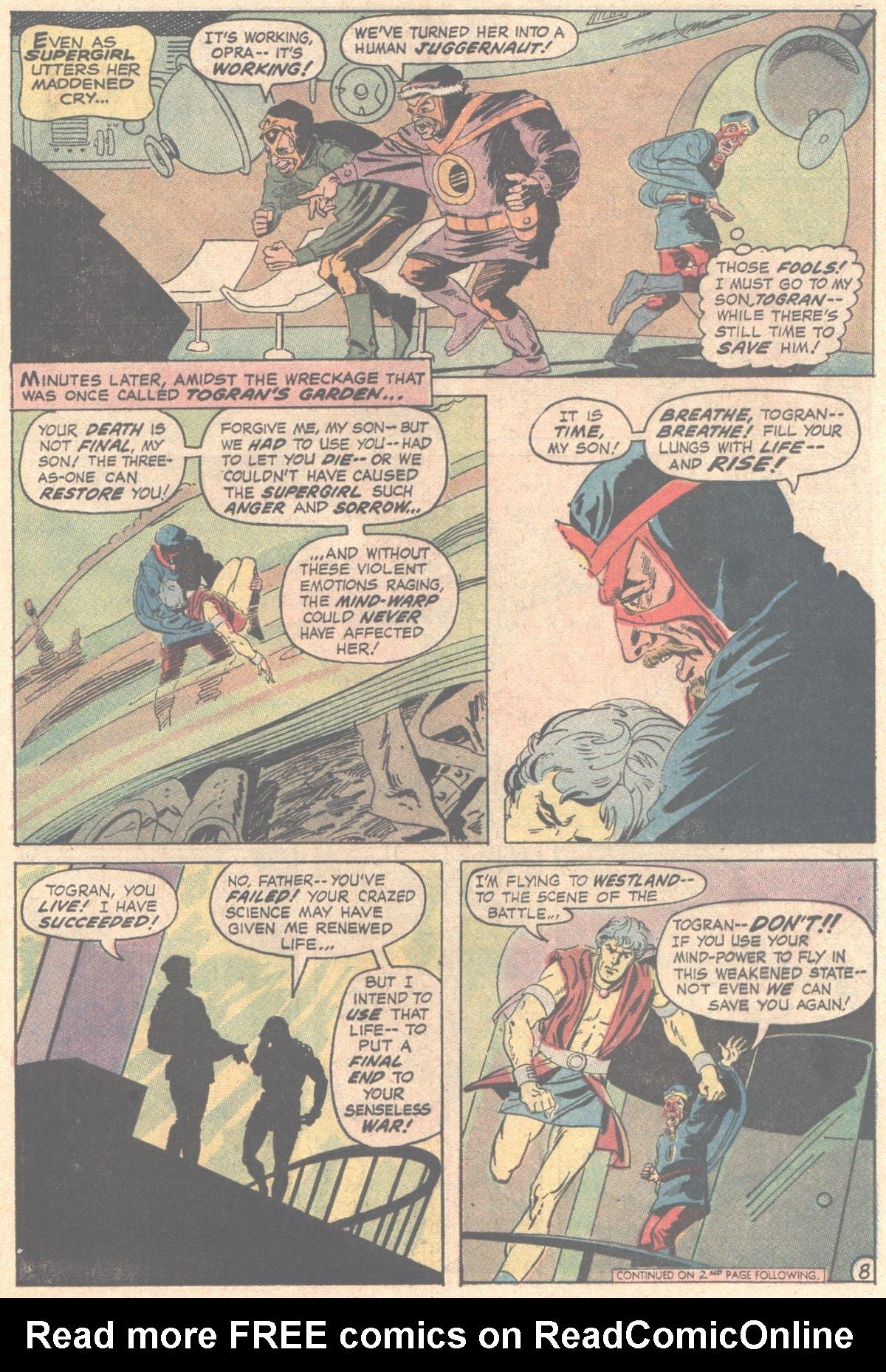 Read online Adventure Comics (1938) comic -  Issue #420 - 10