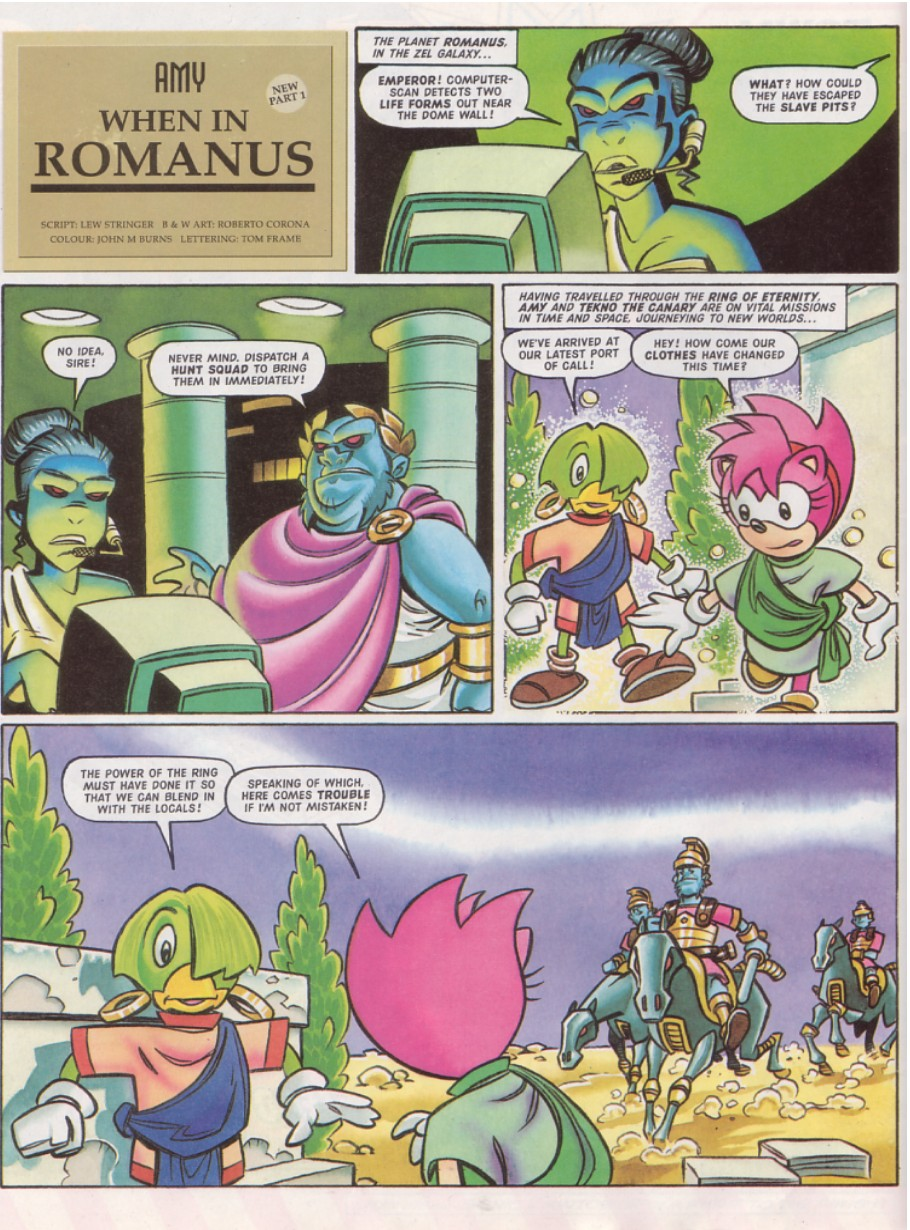 Read online Sonic the Comic comic -  Issue #143 - 9