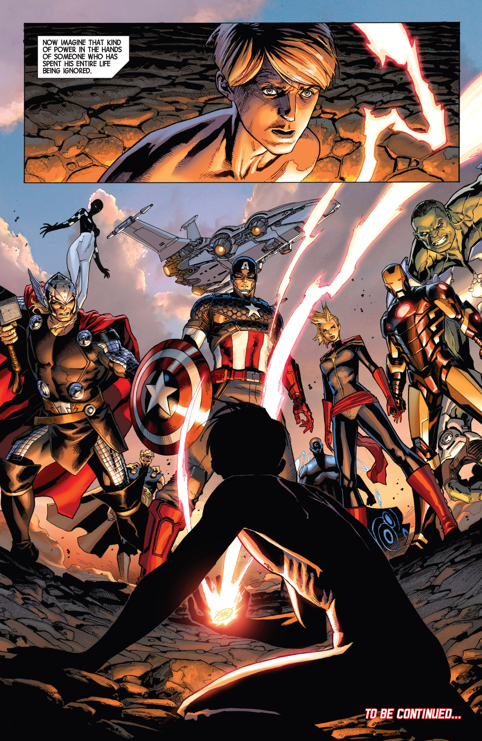 Read online Avengers (2013) comic -  Issue #7 - 24