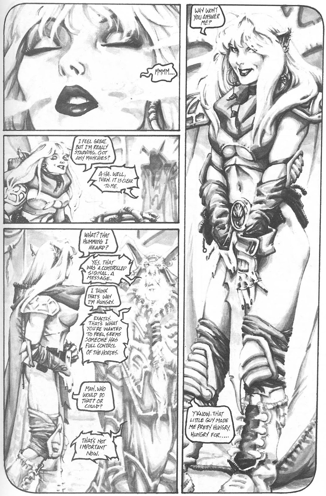 Read online Animal Mystic comic -  Issue #4 - 12