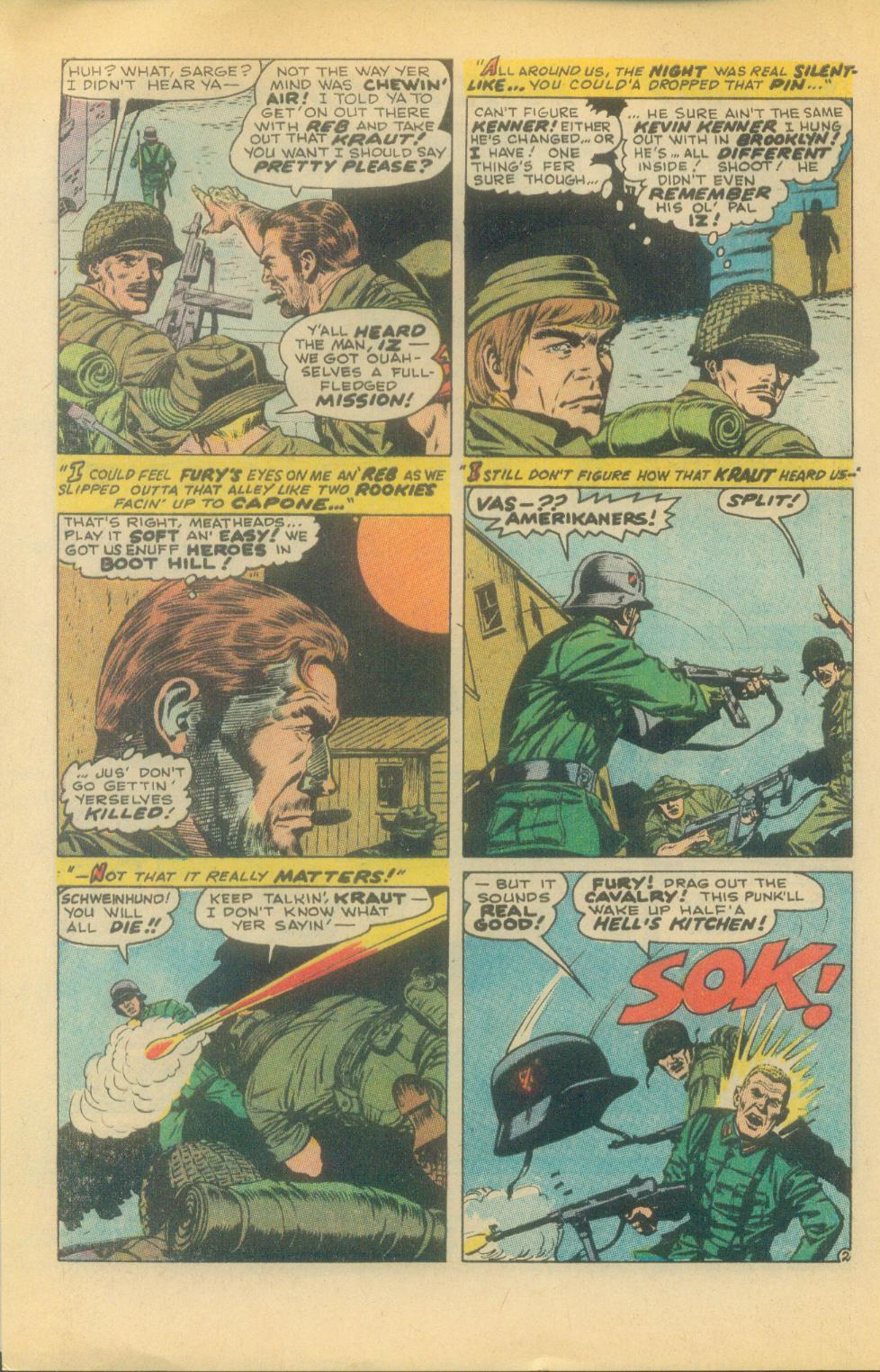 Read online Sgt. Fury comic -  Issue #86 - 4
