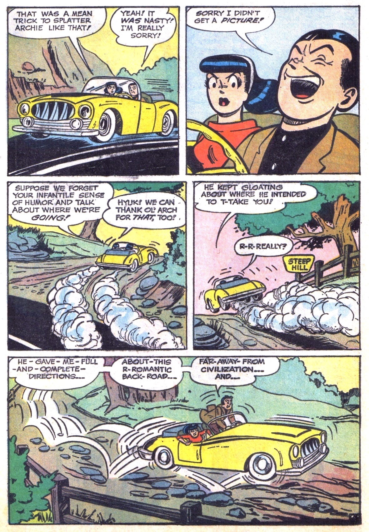 Read online Archie (1960) comic -  Issue #142 - 32