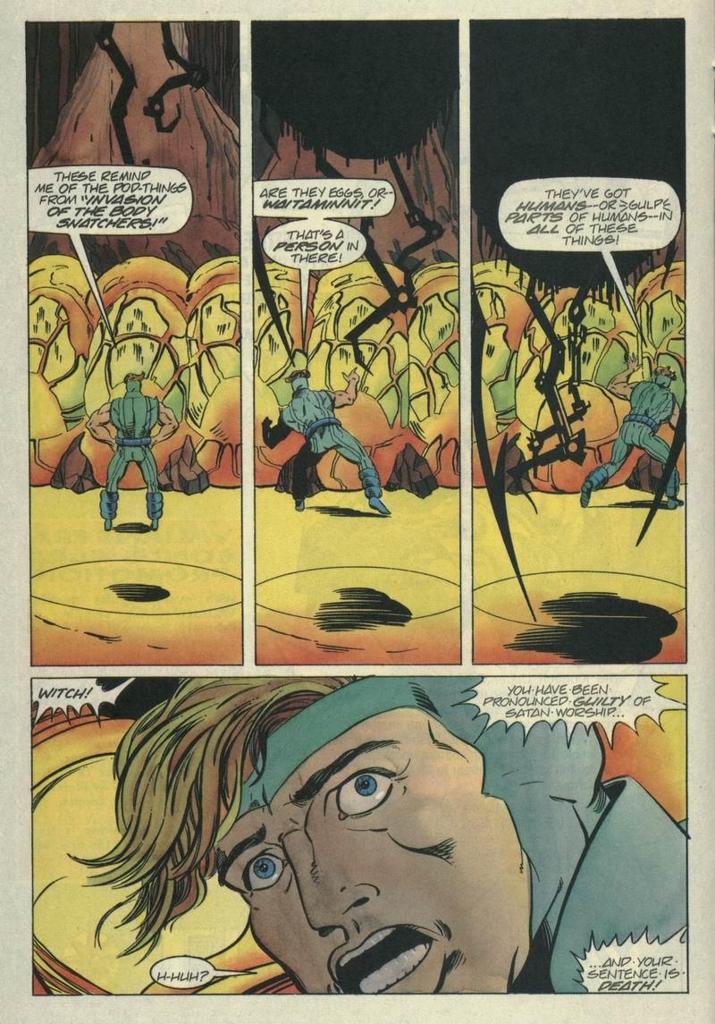 Read online Secret Weapons comic -  Issue #7 - 12