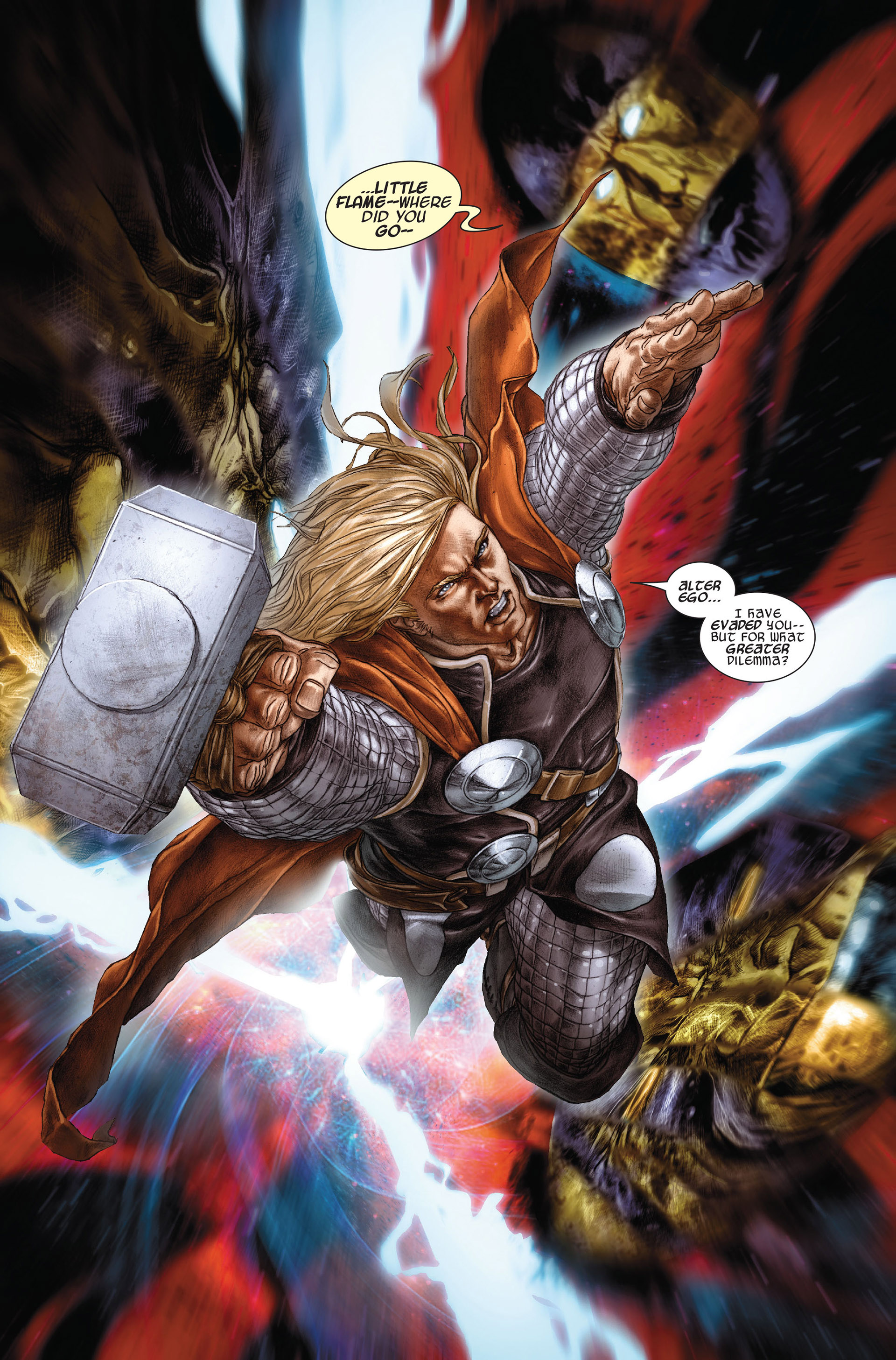 Read online Astonishing Thor comic -  Issue #3 - 9