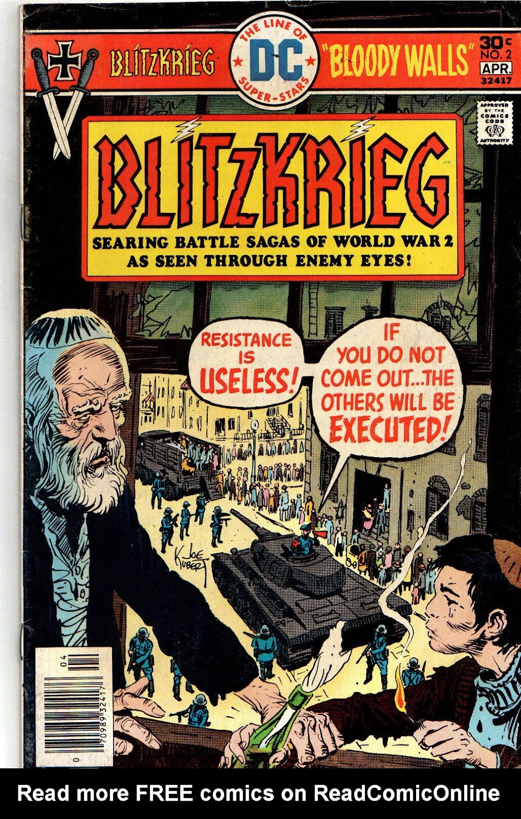 Blitzkrieg 2 Page 1