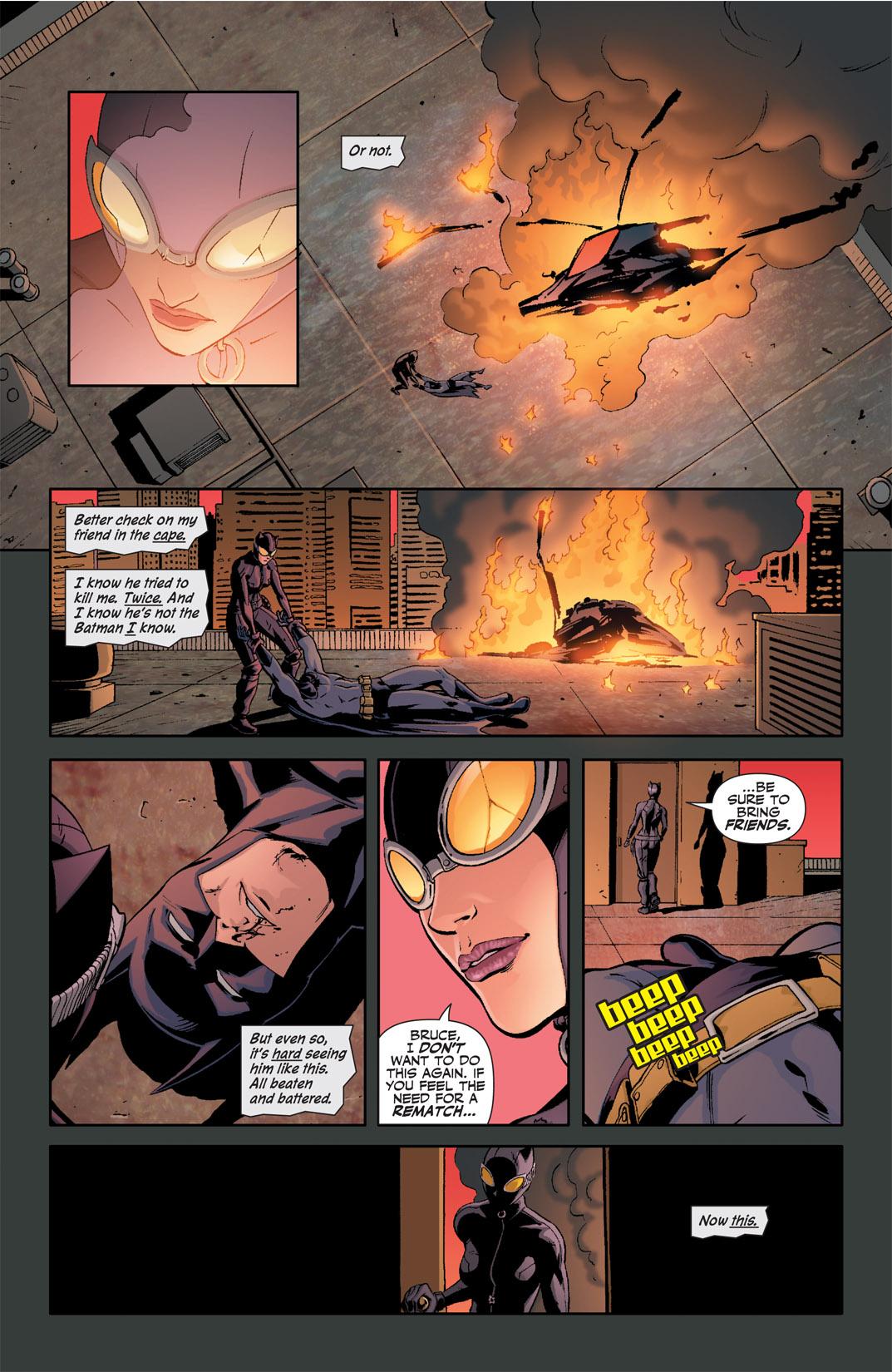 Catwoman (2002) #77 #77 - English 5