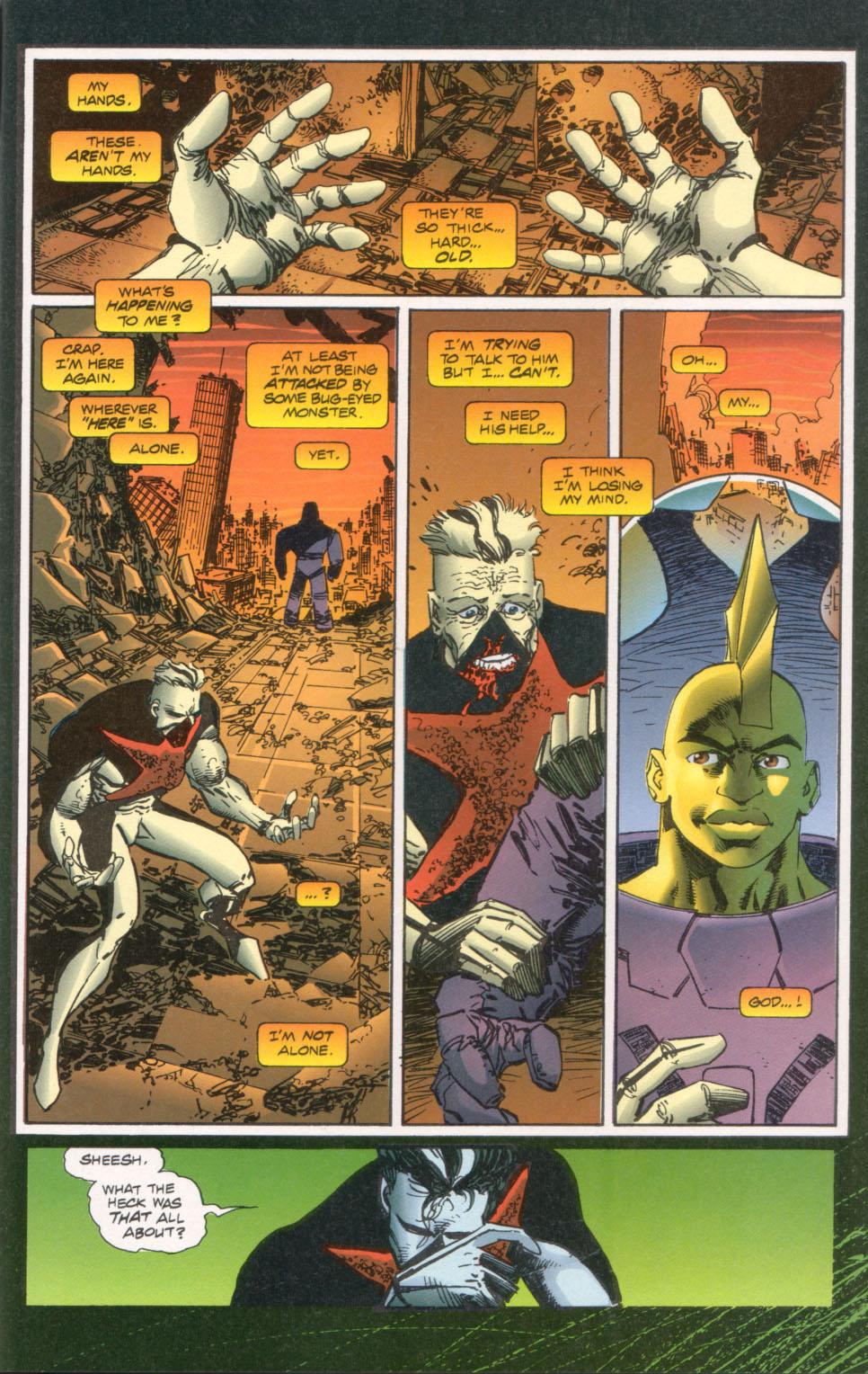 The Savage Dragon (1993) Issue #29 #32 - English 18
