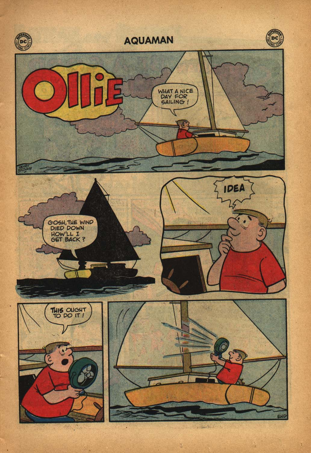 Read online Aquaman (1962) comic -  Issue #4 - 11
