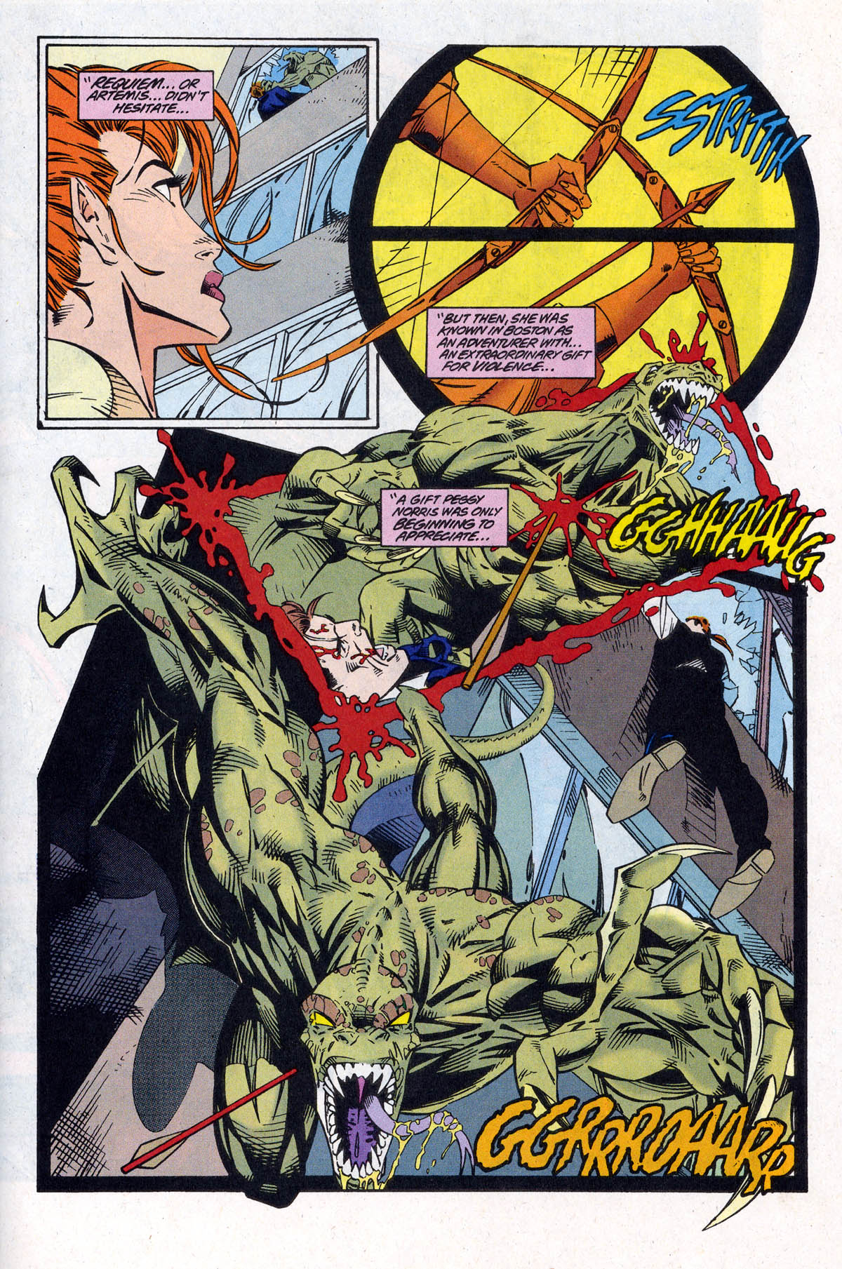 Read online Artemis: Requiem comic -  Issue #4 - 9
