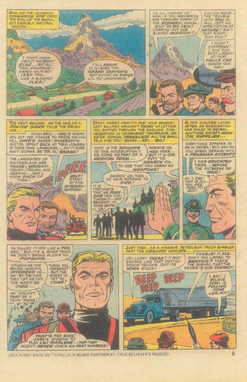 Read online Sgt. Fury comic -  Issue #138 - 8