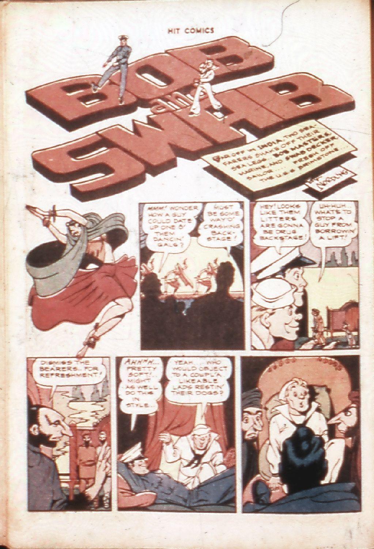 Read online Hit Comics comic -  Issue #30 - 27