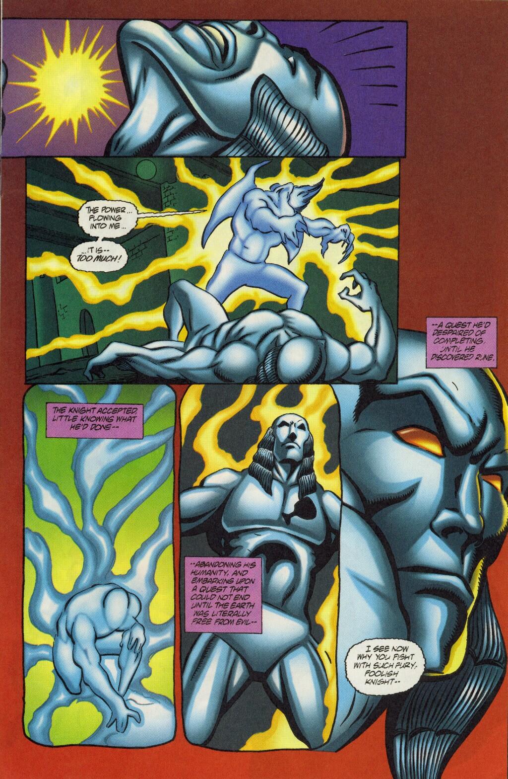 Read online Rune (1995) comic -  Issue #5 - 14