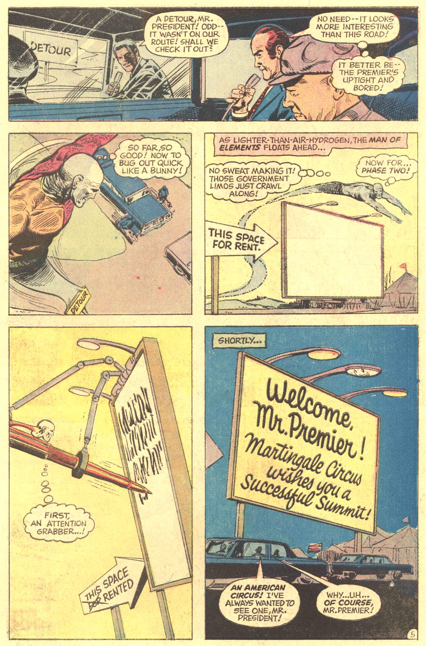 Read online Action Comics (1938) comic -  Issue #416 - 30