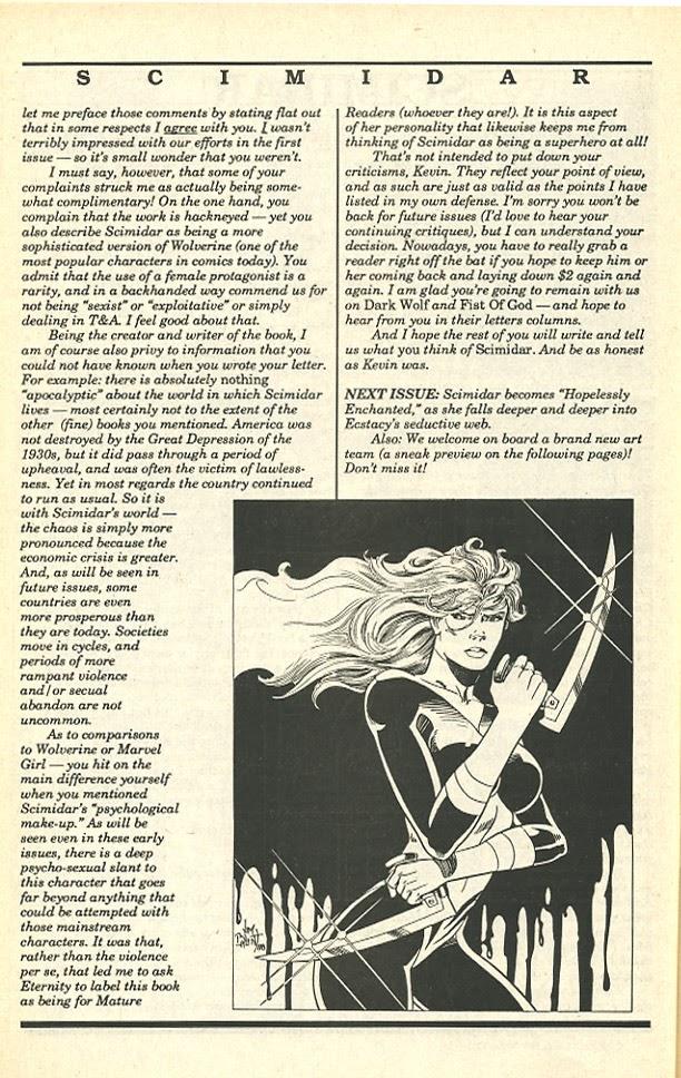 Scimidar (1988) issue 2 - Page 28
