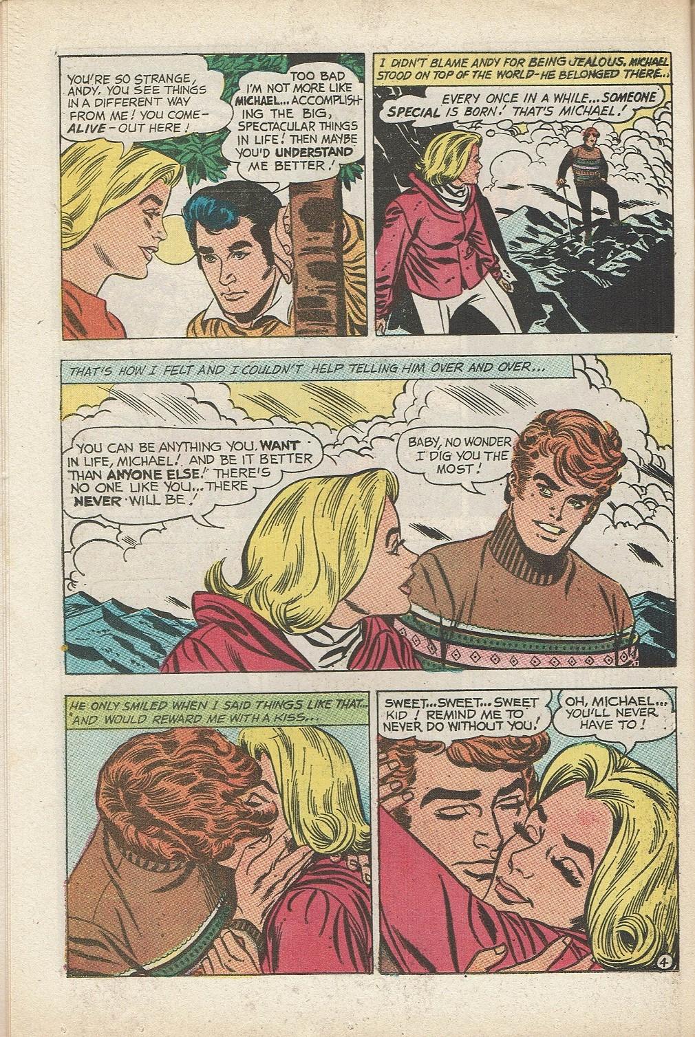 Read online Secret Hearts comic -  Issue #153 - 26