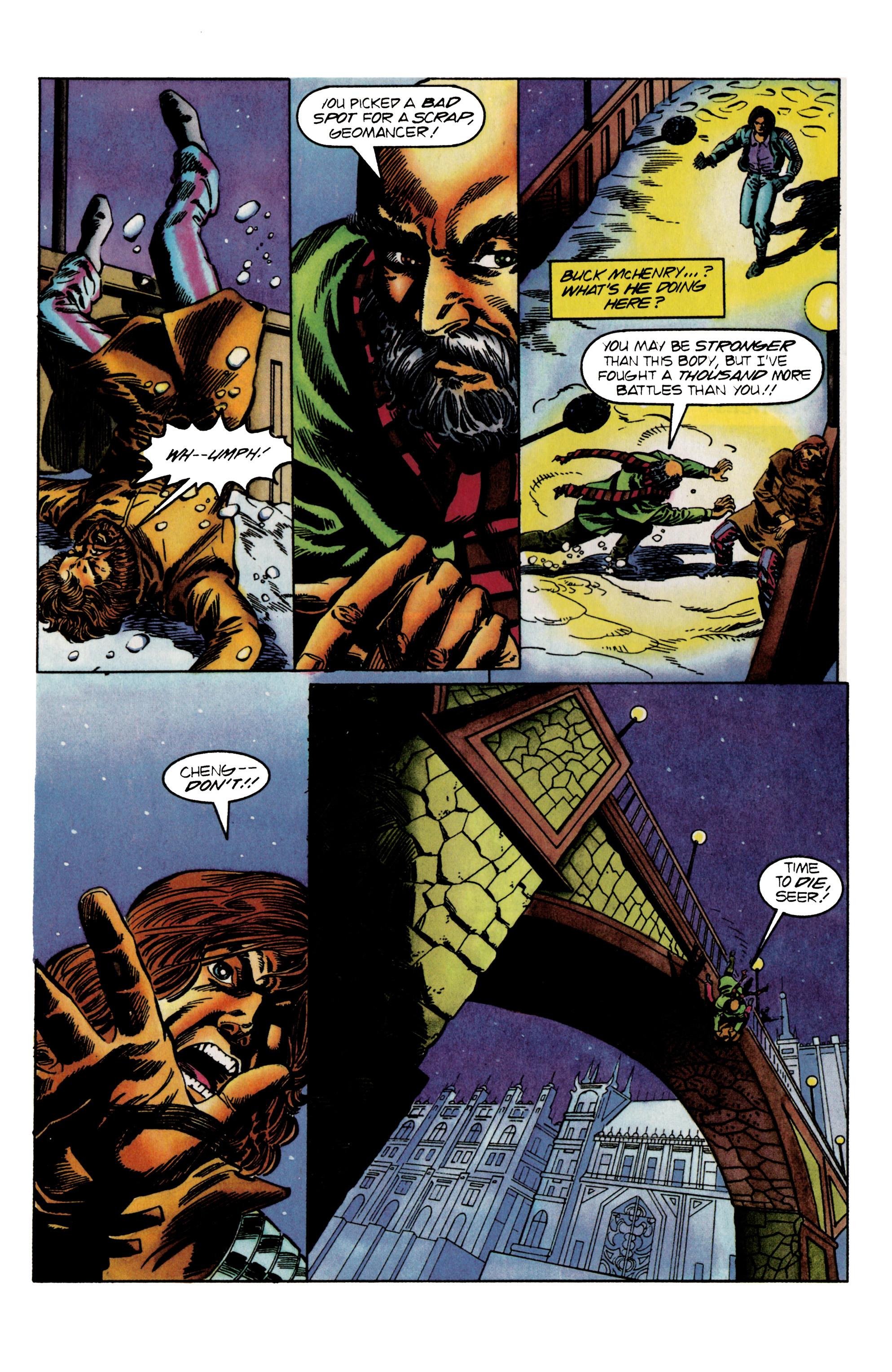 Read online Eternal Warrior (1992) comic -  Issue #24 - 16