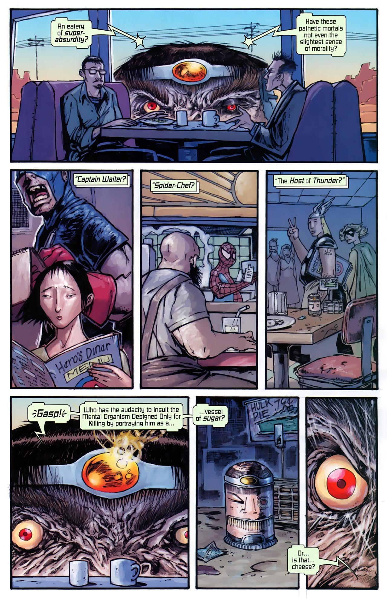 Read online Astonishing Tales (2009) comic -  Issue #2 - 22