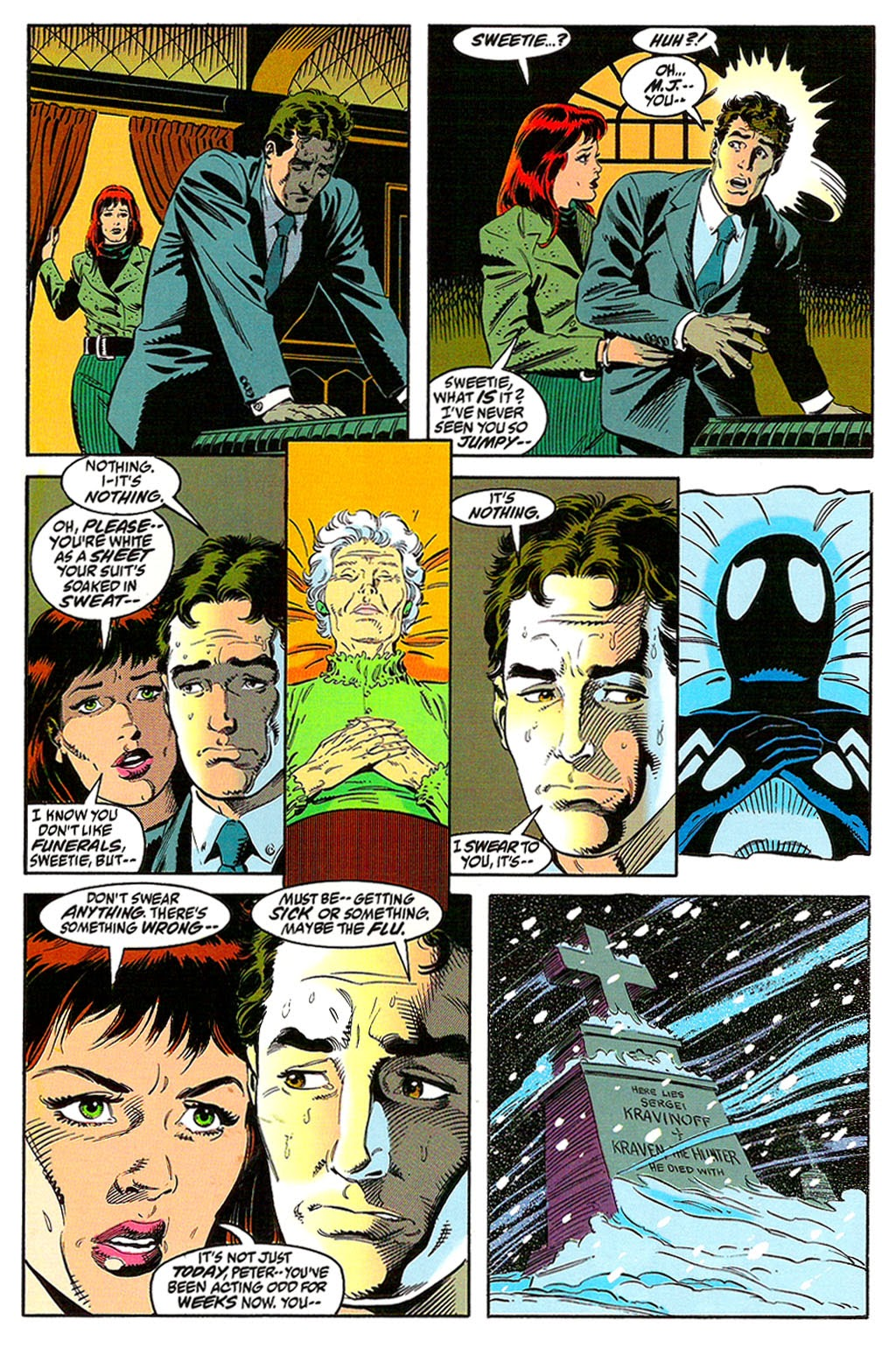 Read online The Amazing Spider-Man: Soul of the Hunter comic -  Issue # Full - 8