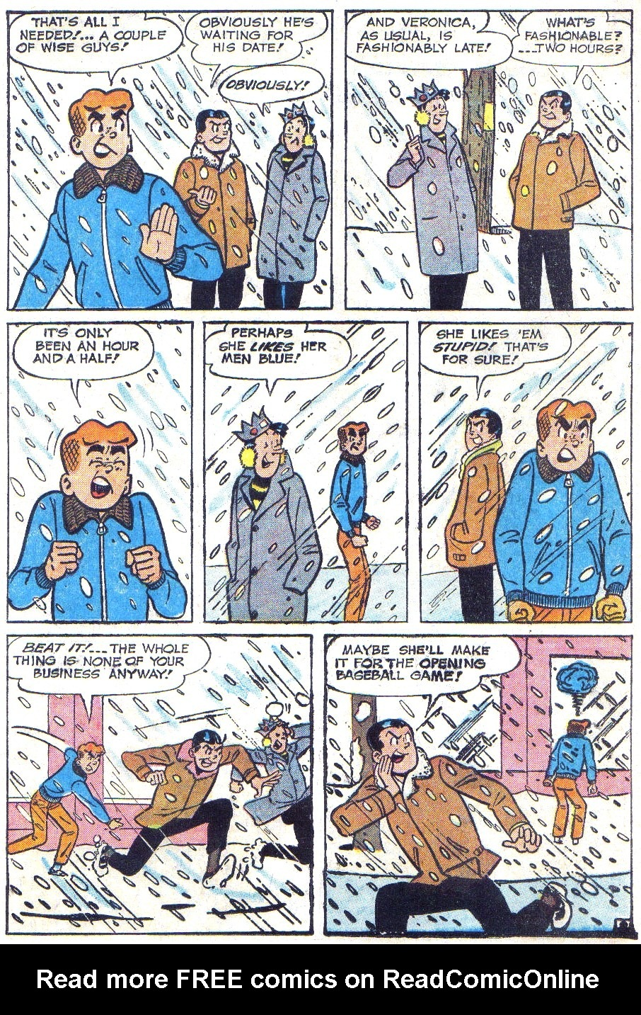 Read online Archie (1960) comic -  Issue #144 - 30