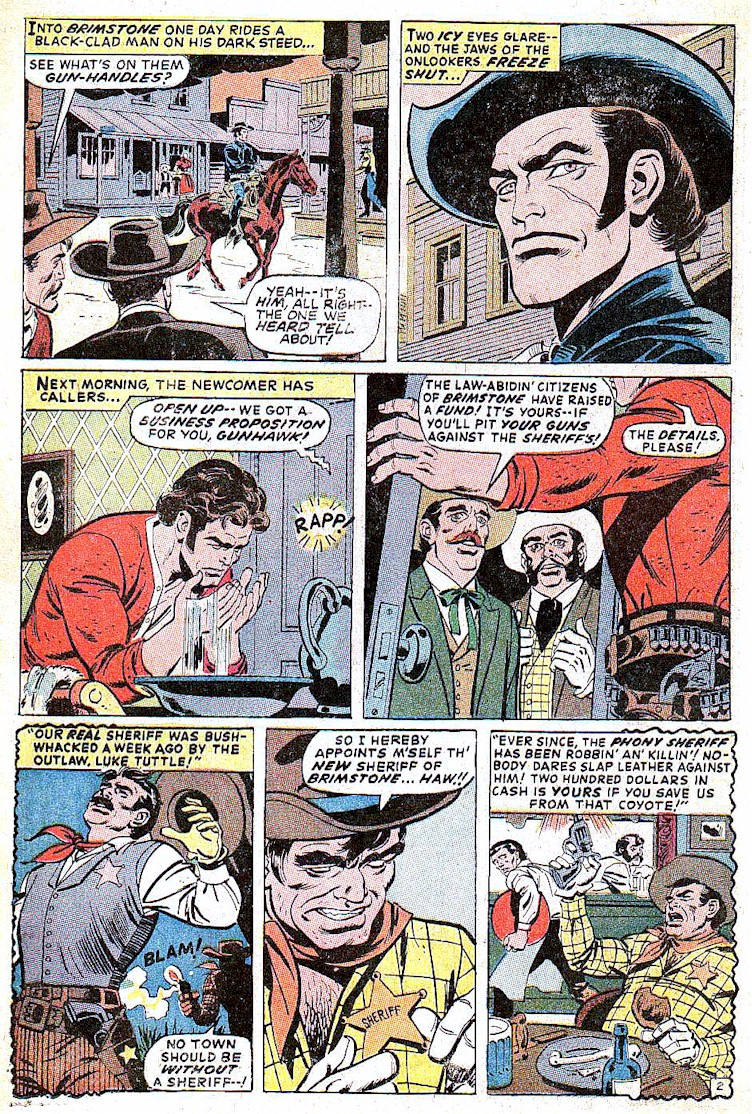 Western Gunfighters issue 1 - Page 3