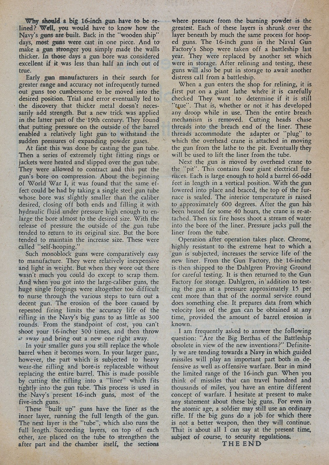 Read online Fightin' Navy comic -  Issue #82 - 28