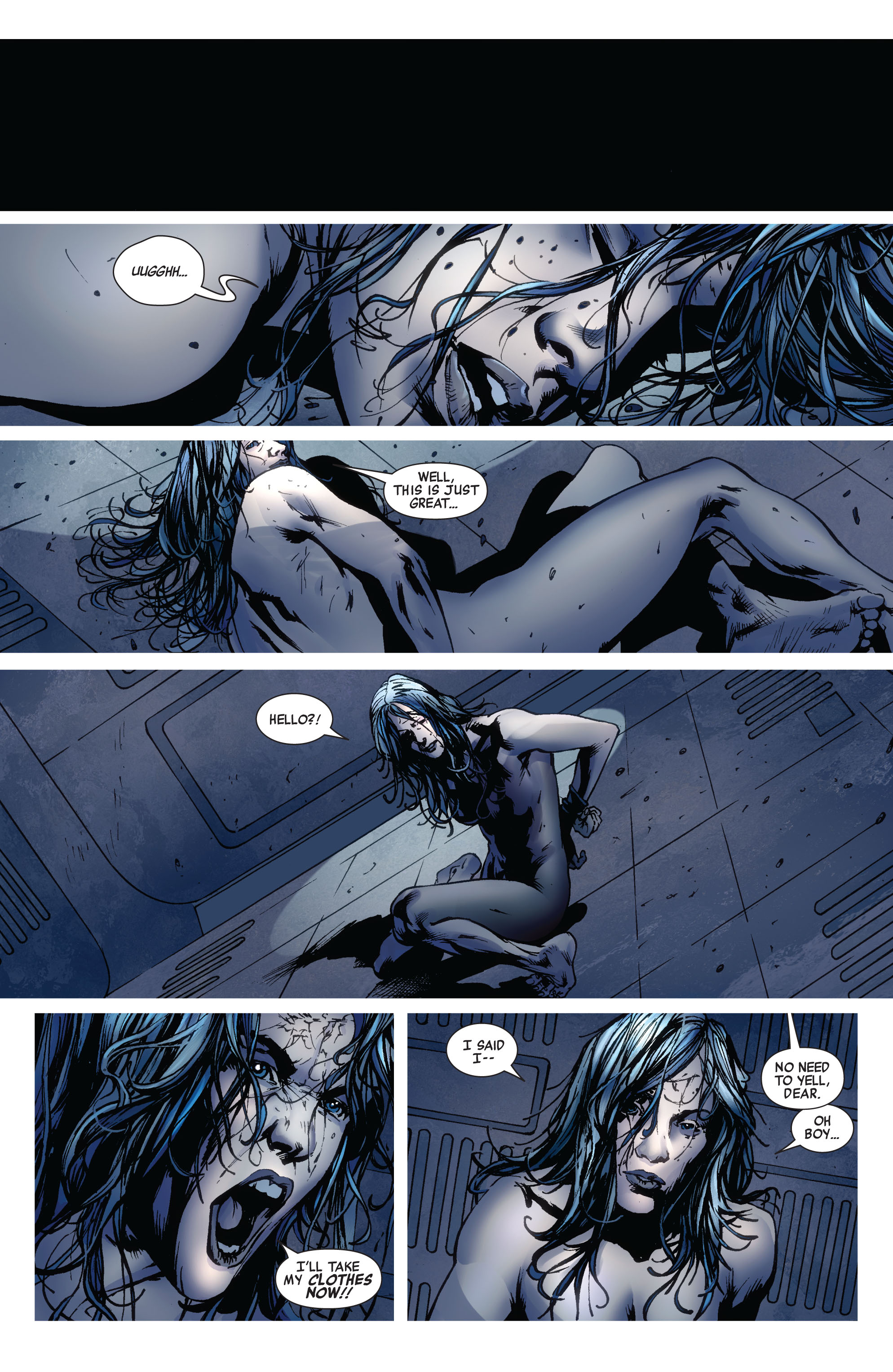 Read online Avengers (2010) comic -  Issue #12.1 - 12