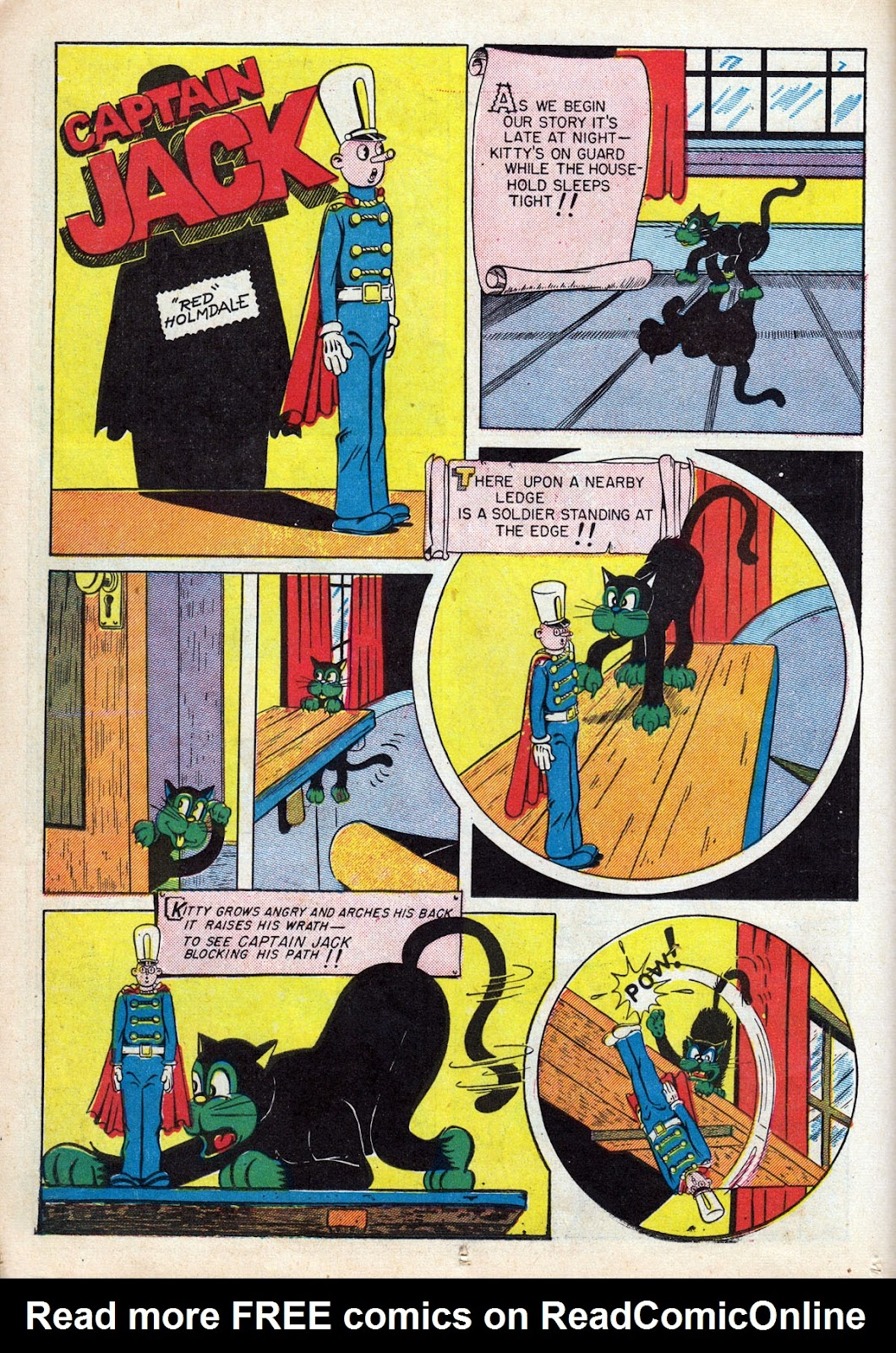 Read online Comedy Comics (1942) comic -  Issue #12 - 24