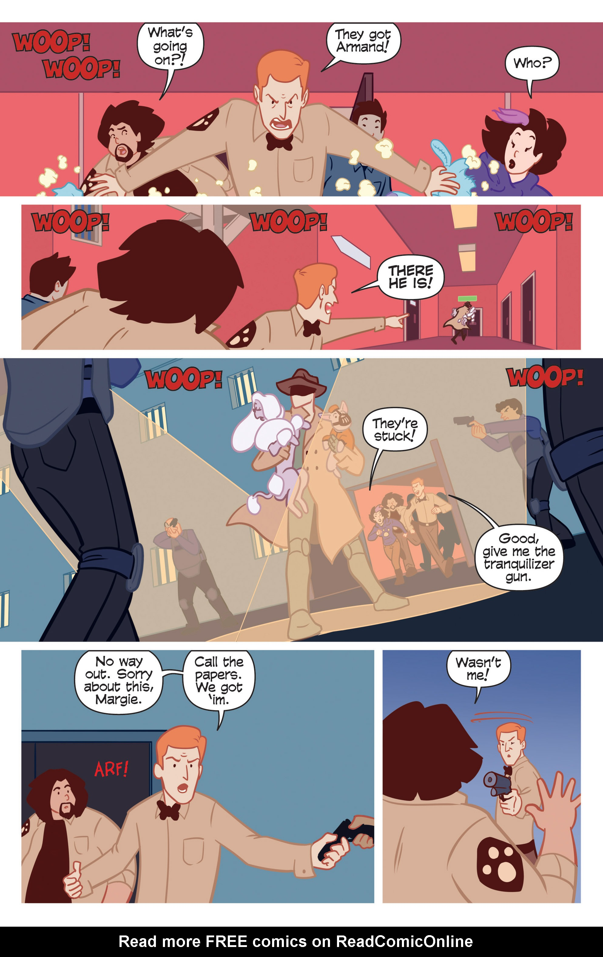 Read online Action Lab, Dog of Wonder comic -  Issue #3 - 13