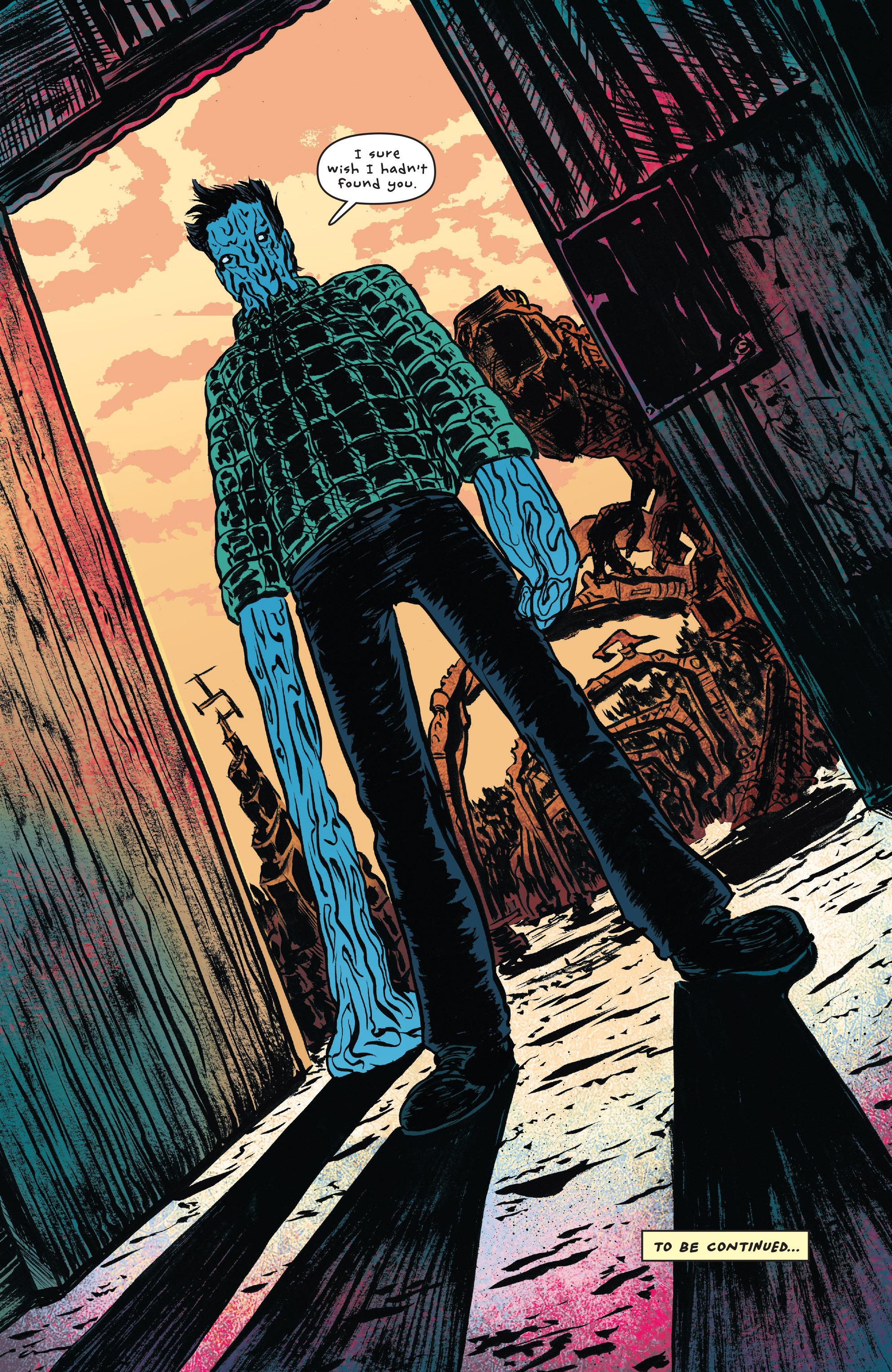 Read online UFOlogy comic -  Issue #4 - 22