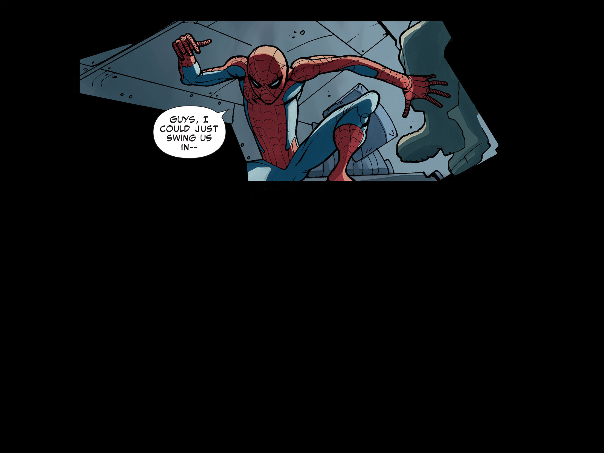 Read online Amazing Spider-Man: Who Am I? comic -  Issue # Full (Part 1) - 120