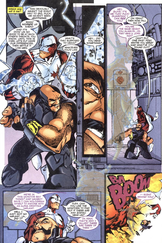 Read online Alpha Flight (1997) comic -  Issue #12 - 16