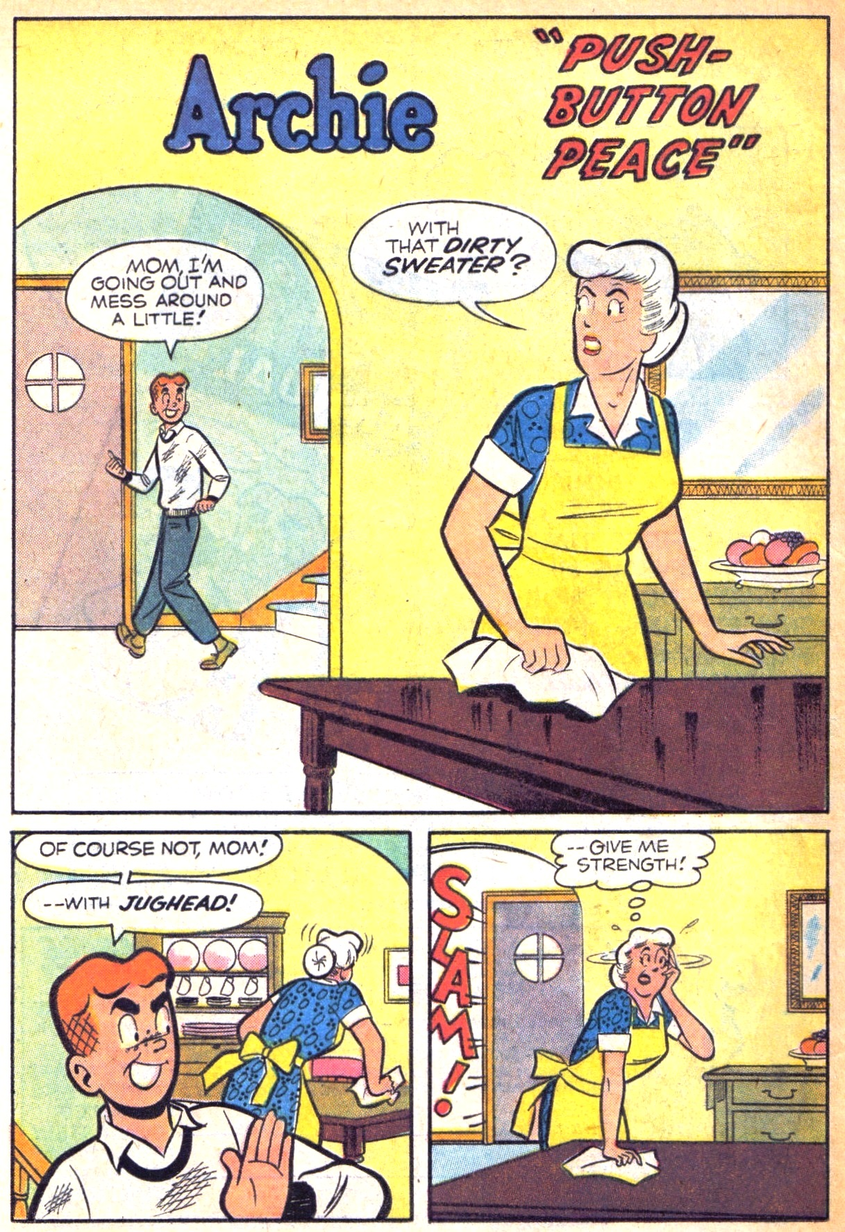 Read online Archie (1960) comic -  Issue #129 - 20