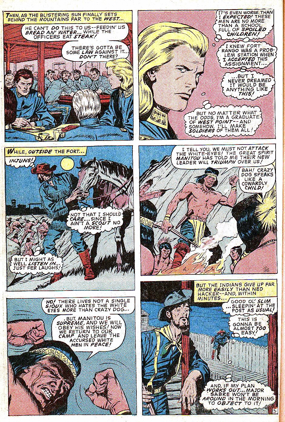 Western Gunfighters issue 1 - Page 21