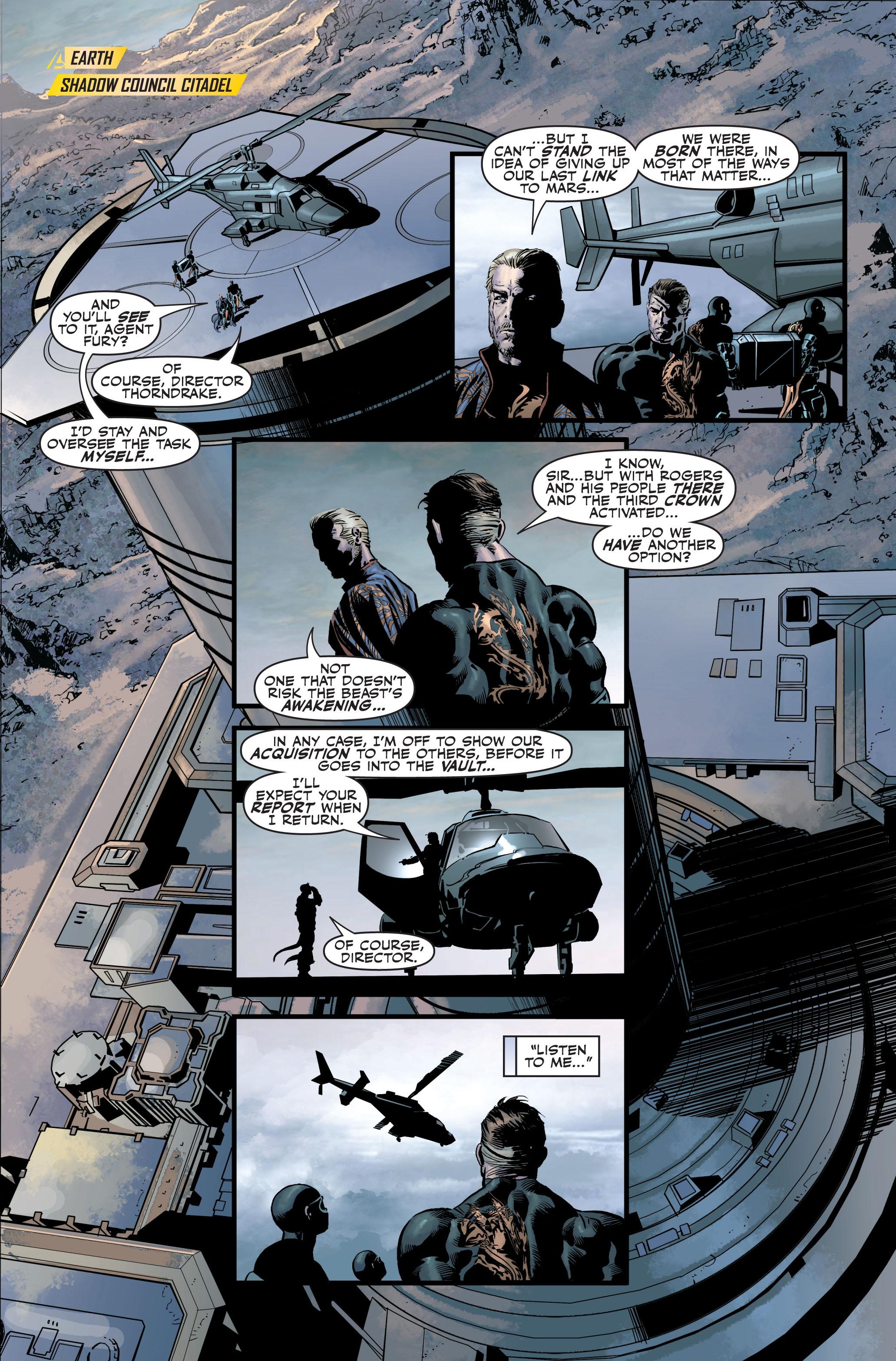 Read online Secret Avengers (2010) comic -  Issue #4 - 11