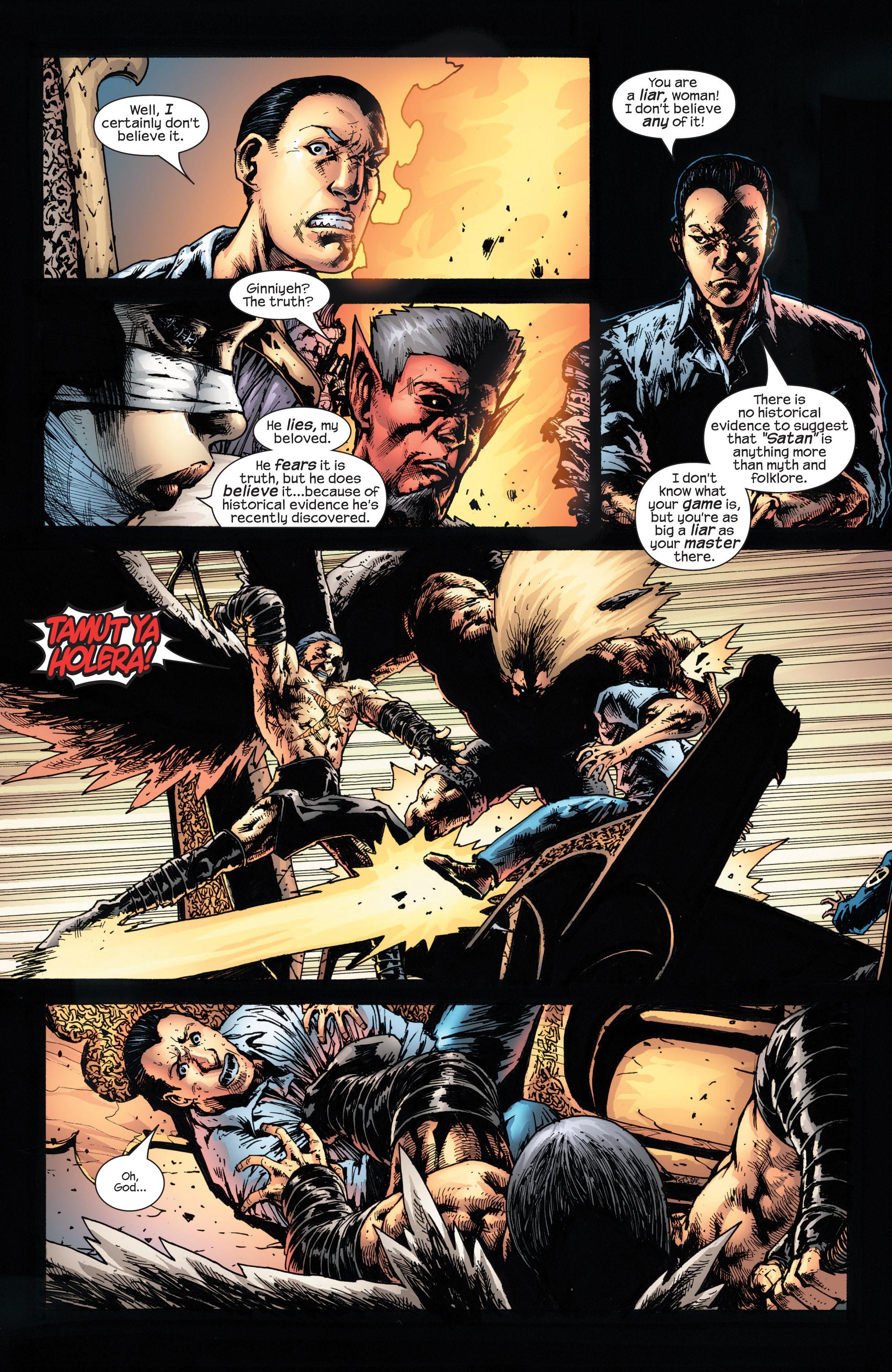 Read online Uncanny X-Men (1963) comic -  Issue #432 - 20