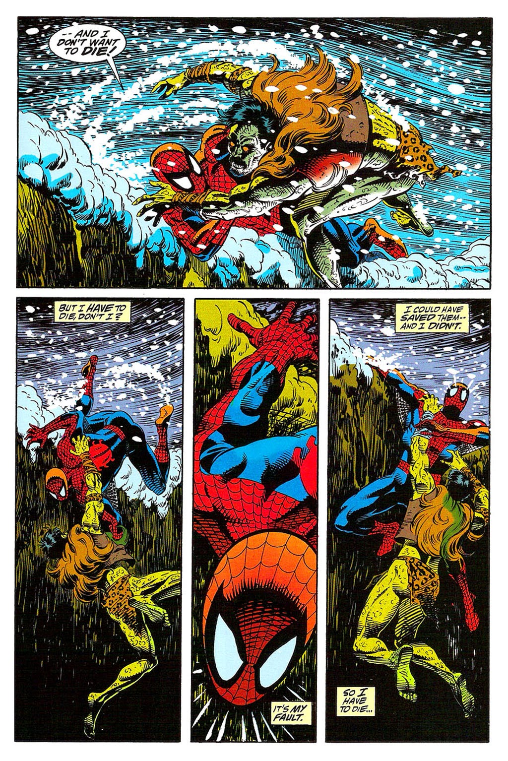 Read online The Amazing Spider-Man: Soul of the Hunter comic -  Issue # Full - 41