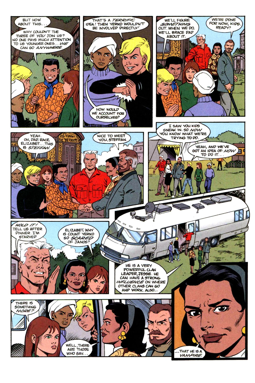 Read online The Real Adventures of Jonny Quest comic -  Issue #1 - 22