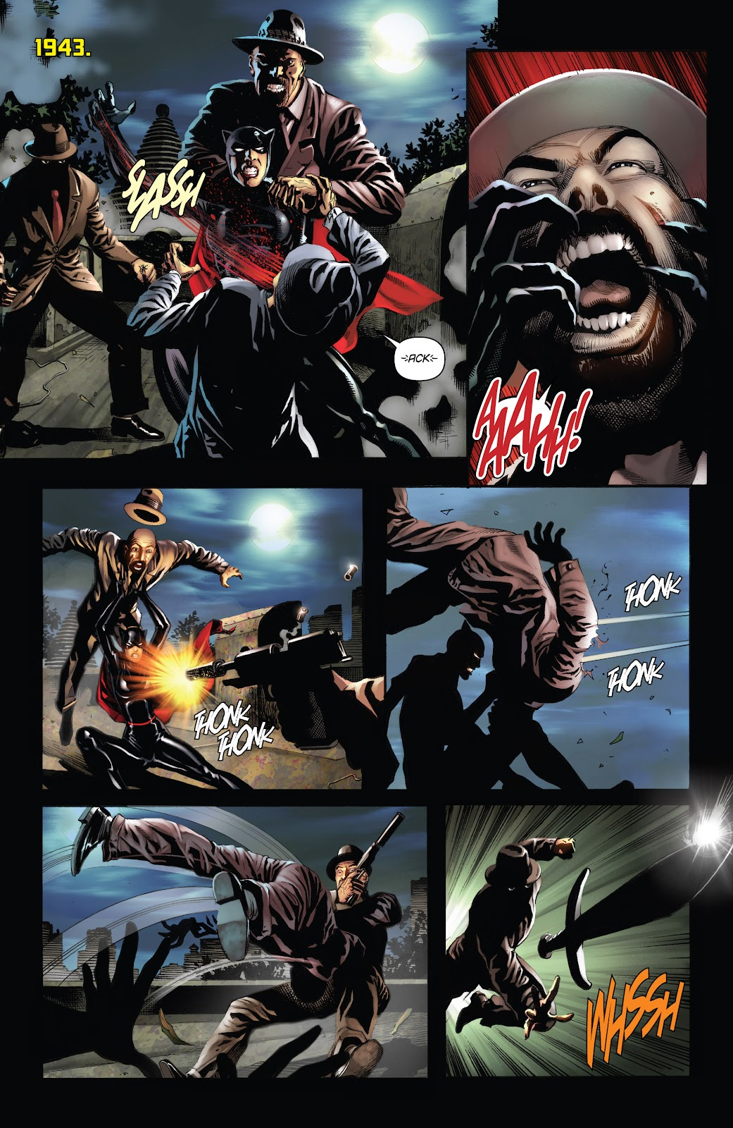 Read online Vampirella Strikes comic -  Issue #4 - 28