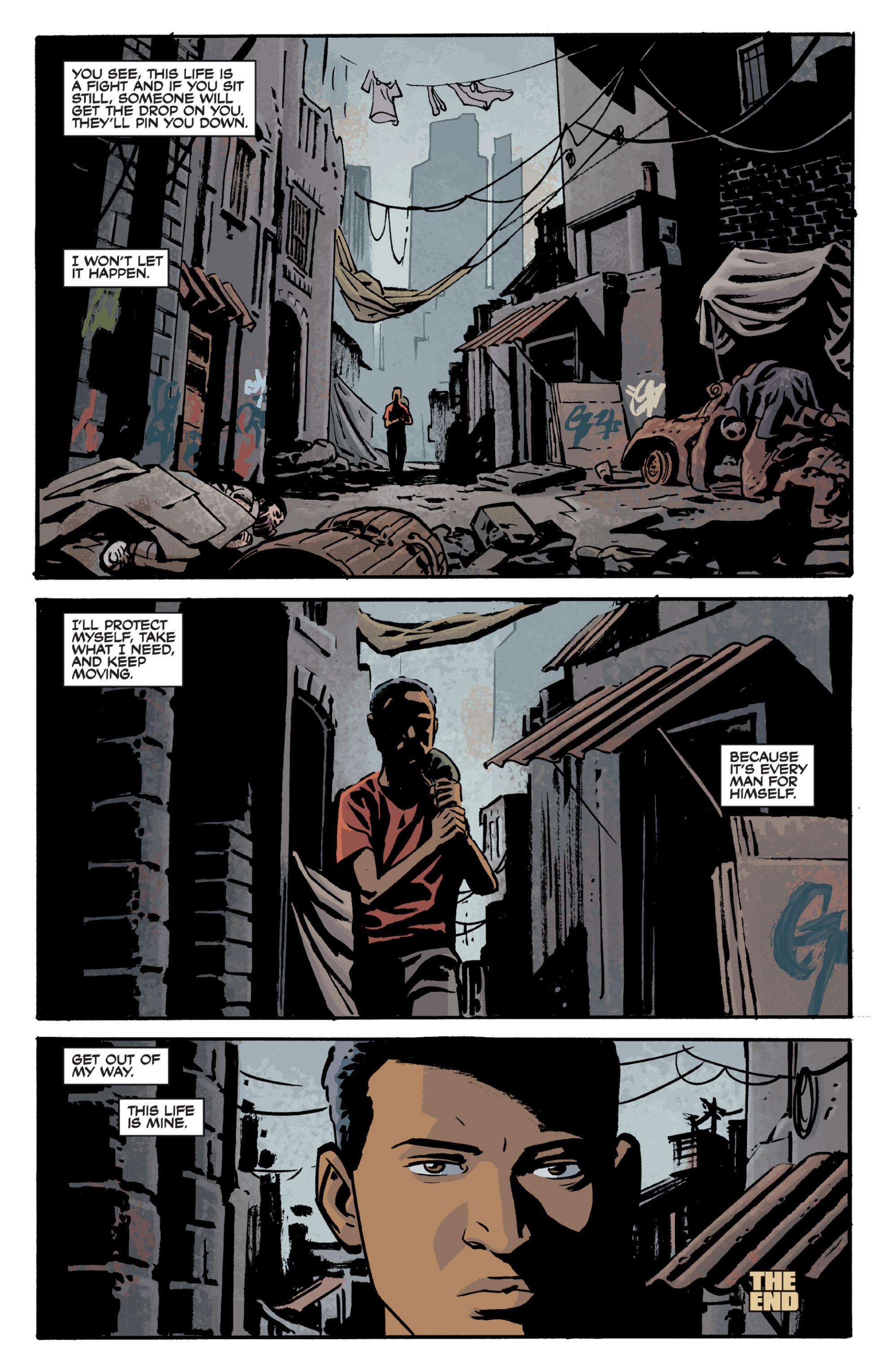 Read online Serenity Volume Three: The Shepherd's Tale comic -  Issue # TPB - 56
