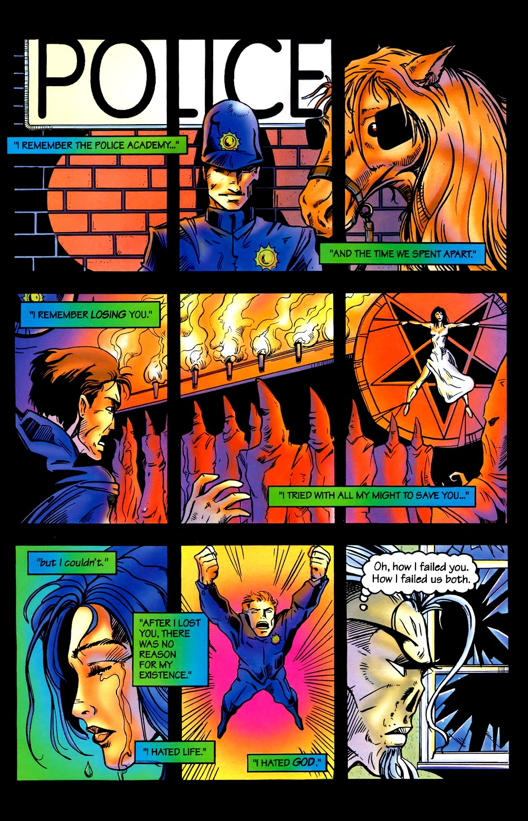 Read online Perg comic -  Issue #2 - 16