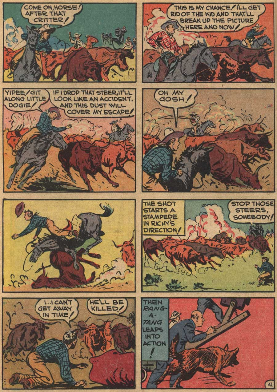 Blue Ribbon Comics (1939) issue 7 - Page 6