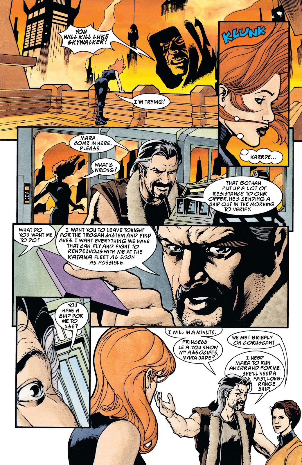 Read online Star Wars Legends: The New Republic - Epic Collection comic -  Issue # TPB 4 (Part 3) - 79