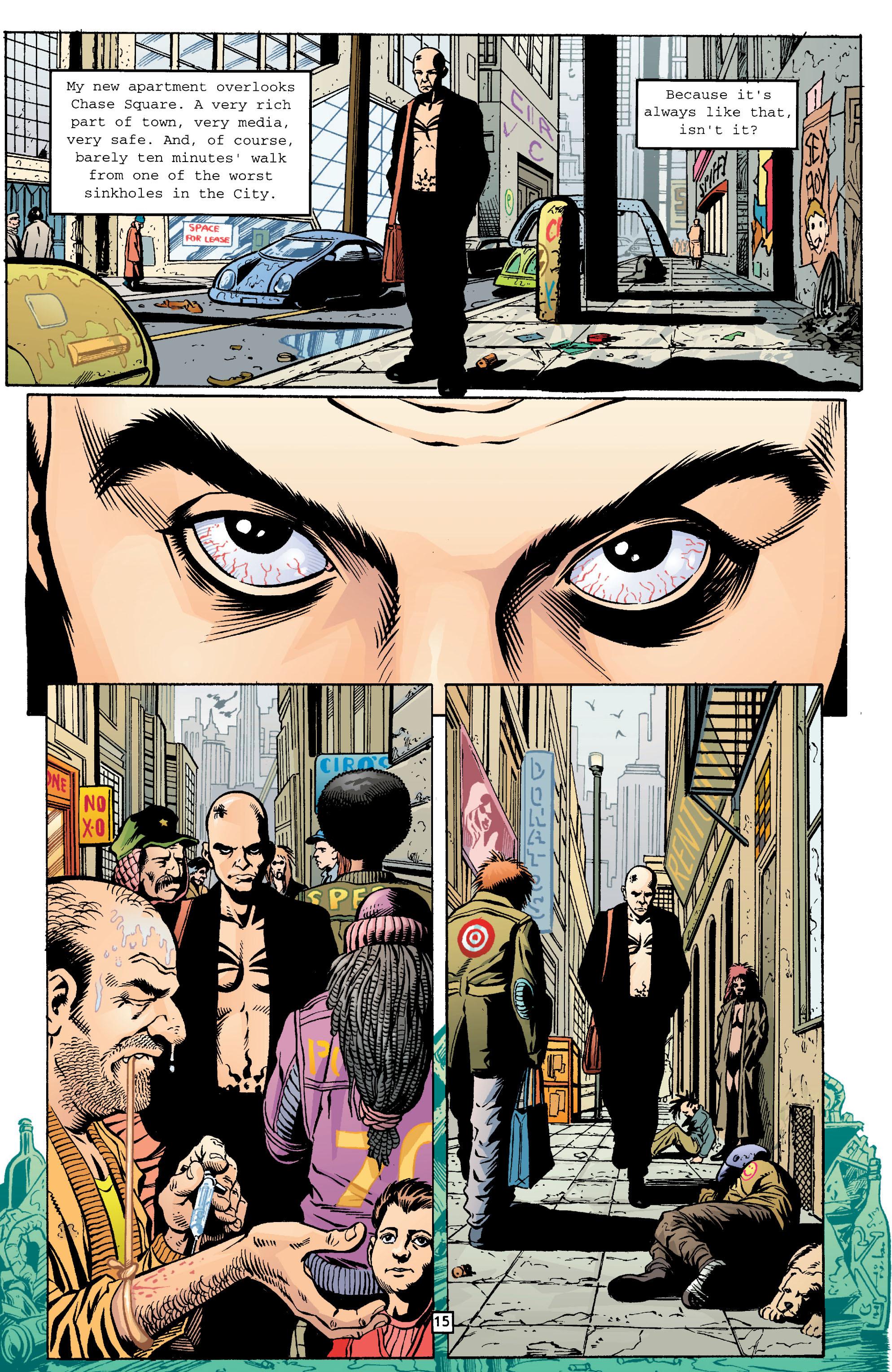 Read online Transmetropolitan comic -  Issue #13 - 16