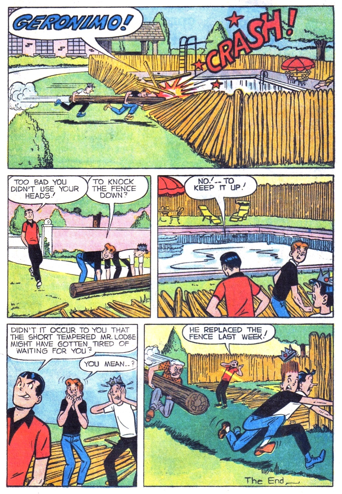 Read online Archie (1960) comic -  Issue #149 - 33