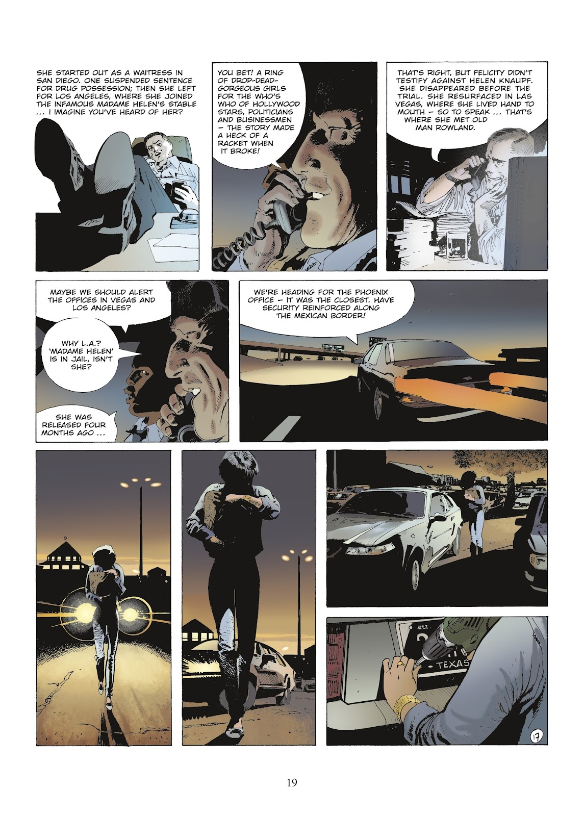 XIII Mystery issue 9 - Page 21