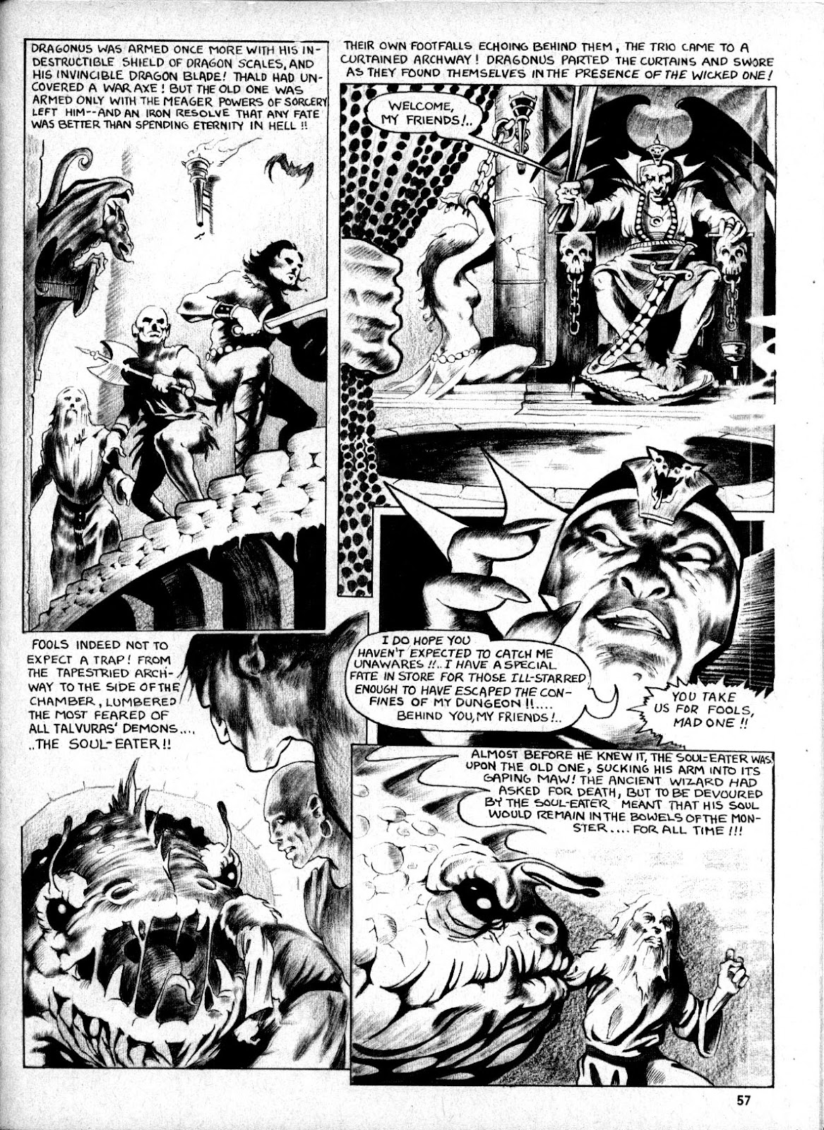 Monsters Unleashed (1973) issue 2 - Page 57